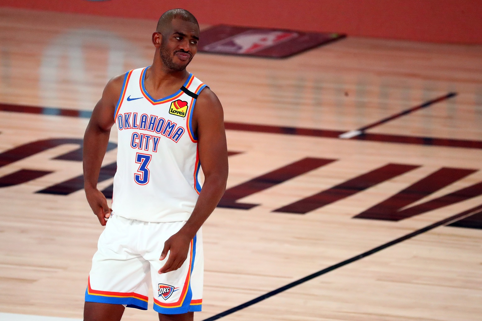 Chris Paul Laid Out His Only Trade Demand To Any Interested Team