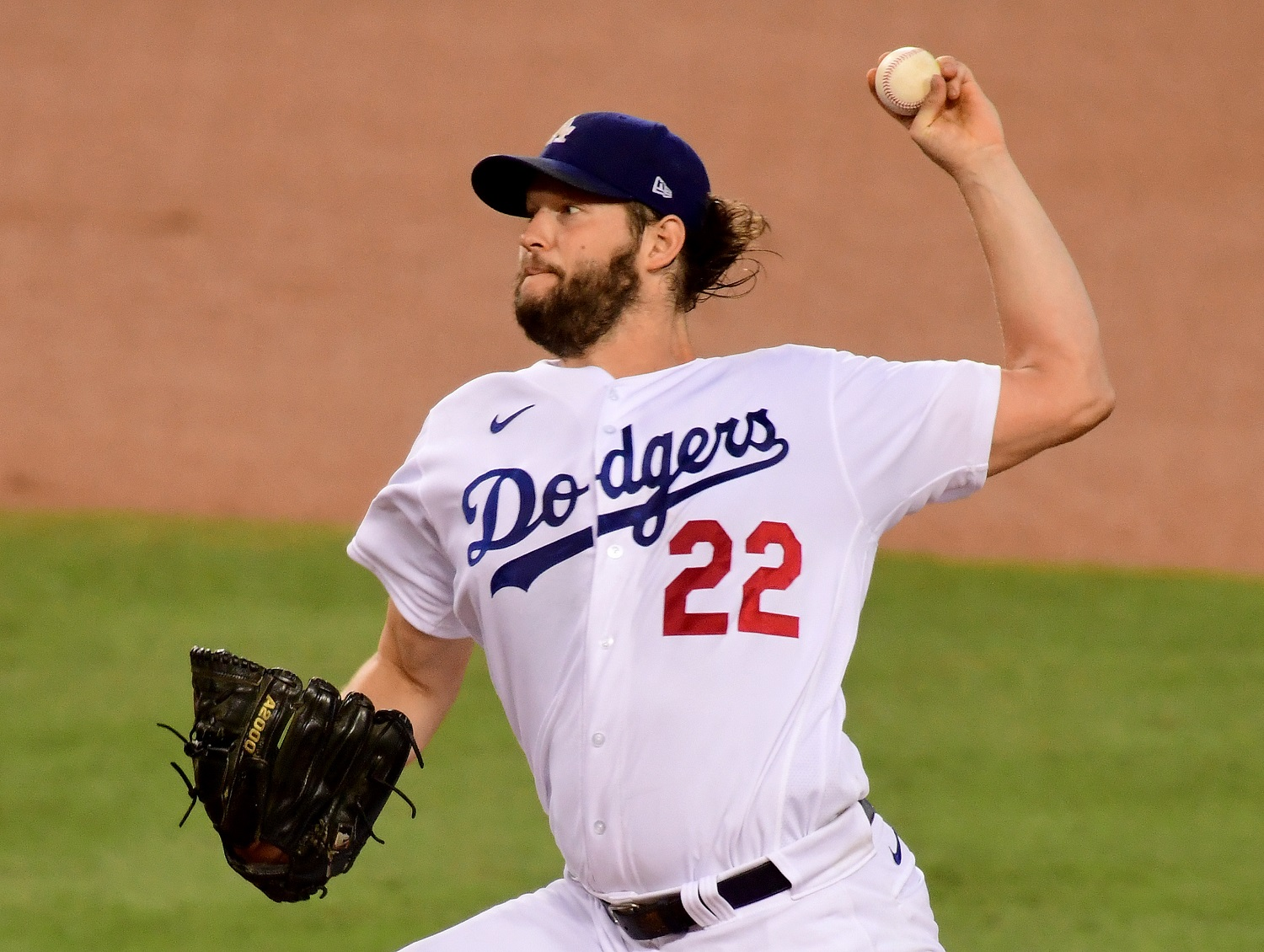 Clayton Kershaw Dodgers