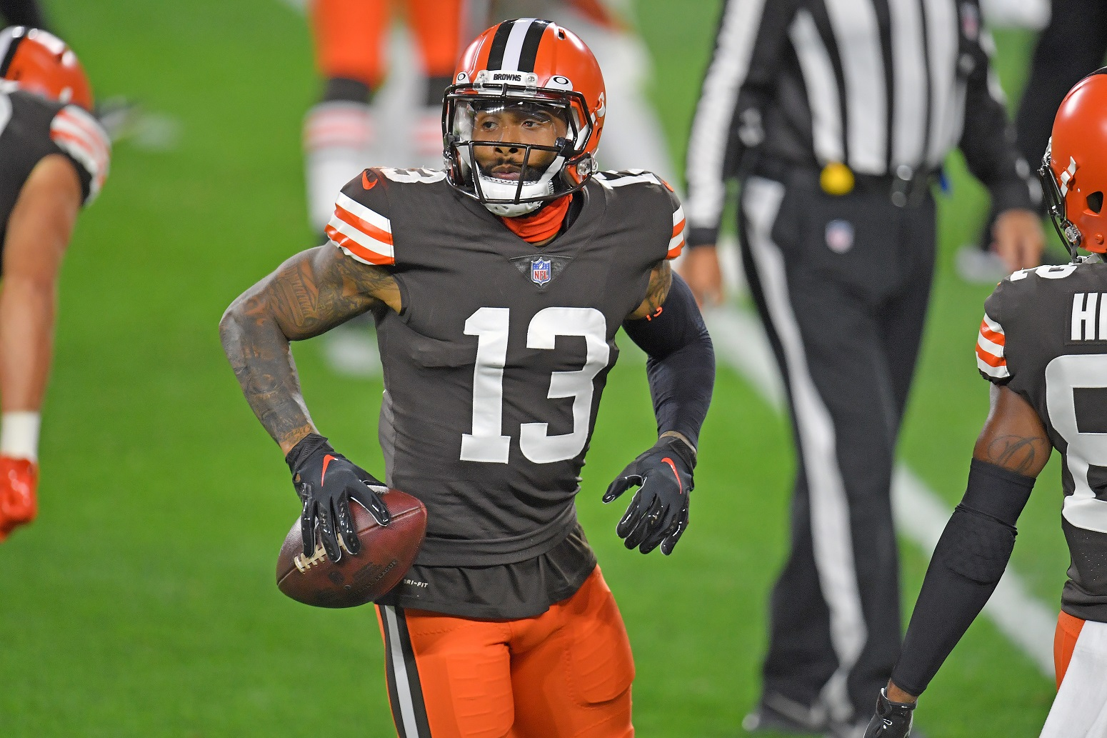 Cleveland Browns Odell Beckham Jr. Cowboys comments