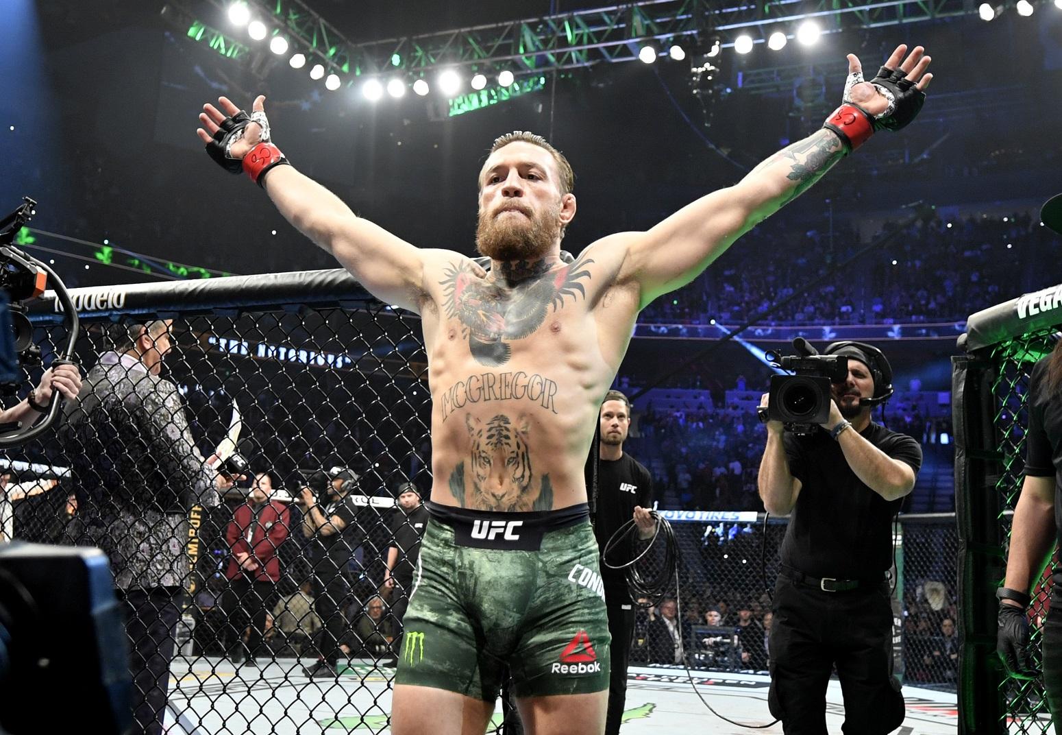 Conor McGregor UFC future