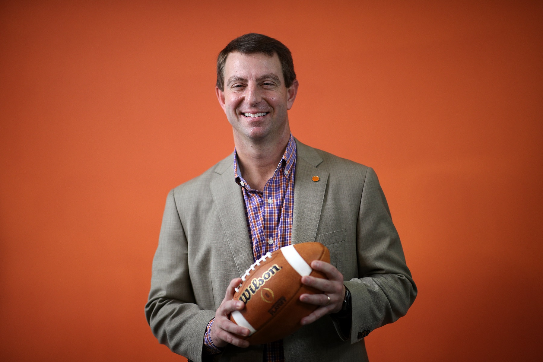 Dabo Swinney Has Too Sweet a Deal To Leave for the Houston ...
