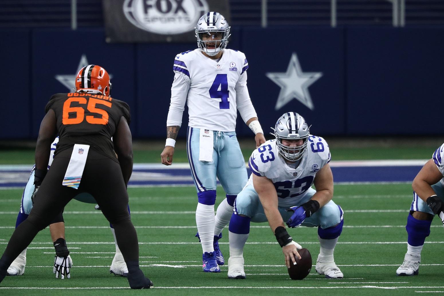 Dak Prescott best NFL decision