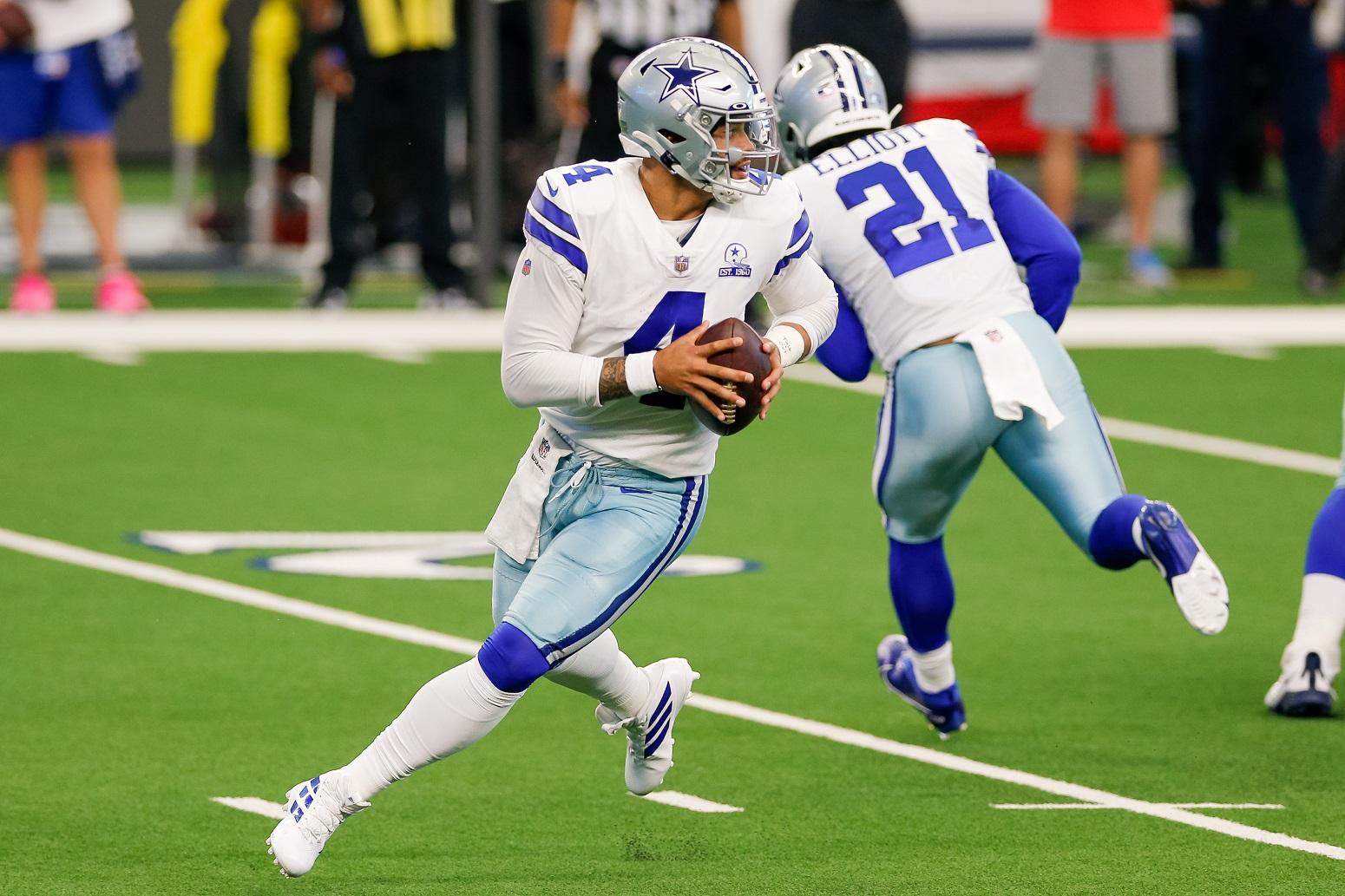Dak Prescott Dallas Cowboys future Stephen Jones addresses