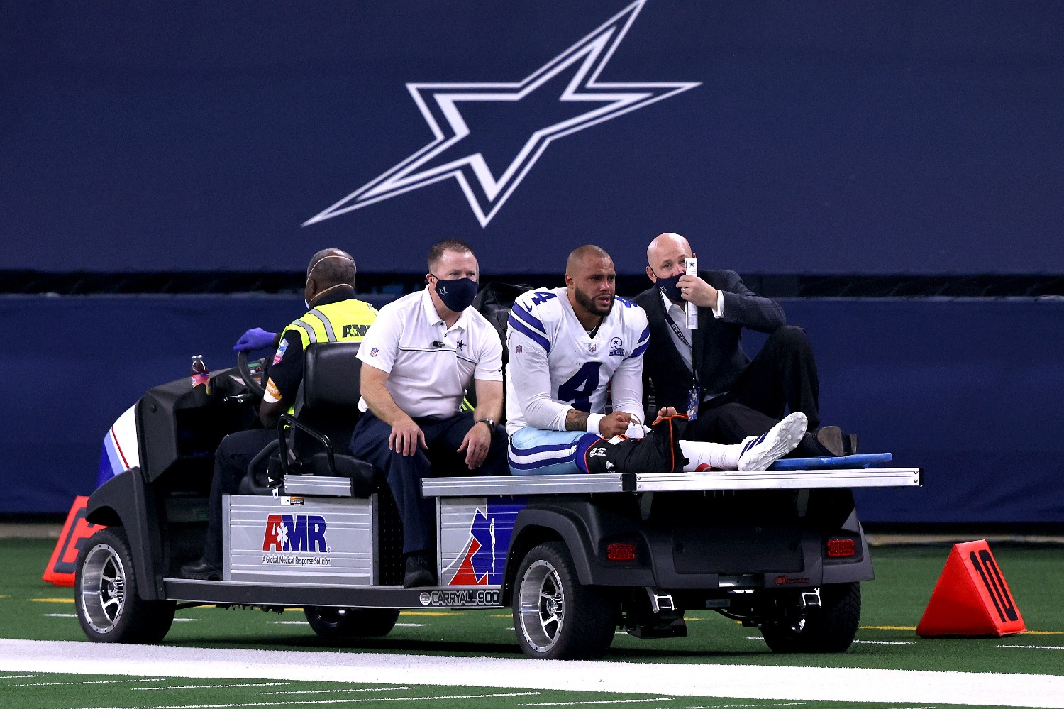 Dak Prescott just suffered a devastating blow to his Cowboys legacy. Will his gruesome injury prevent him from ever leading Dallas to a Super Bowl title?