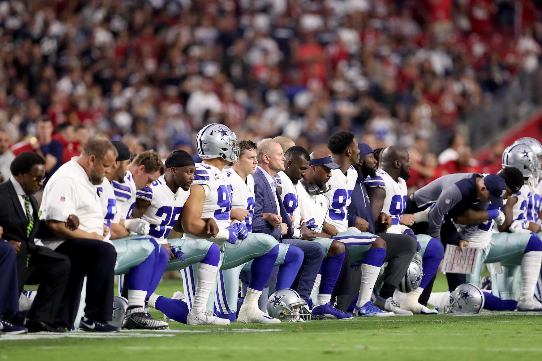 Dallas Cowboys Dontari Poe Talks About Jerry Jones Meeting and Kneeling