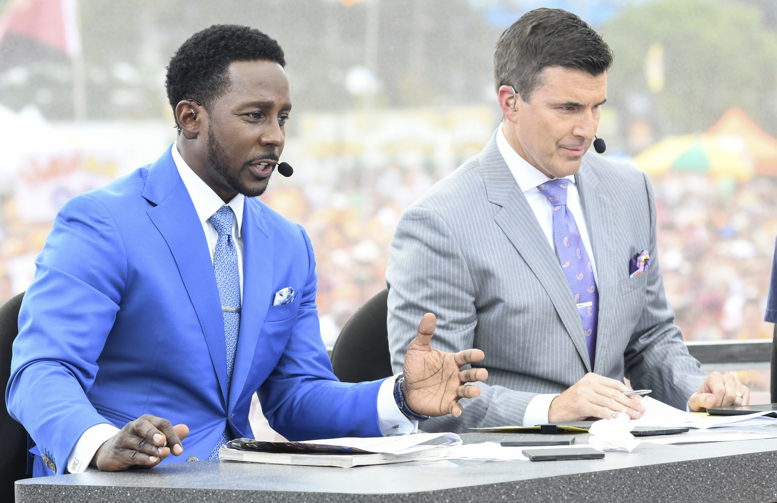 Desmond Howard was a pretty good football player, and is now a successful analyst on ESPN's College GameDay. What is his net worth?