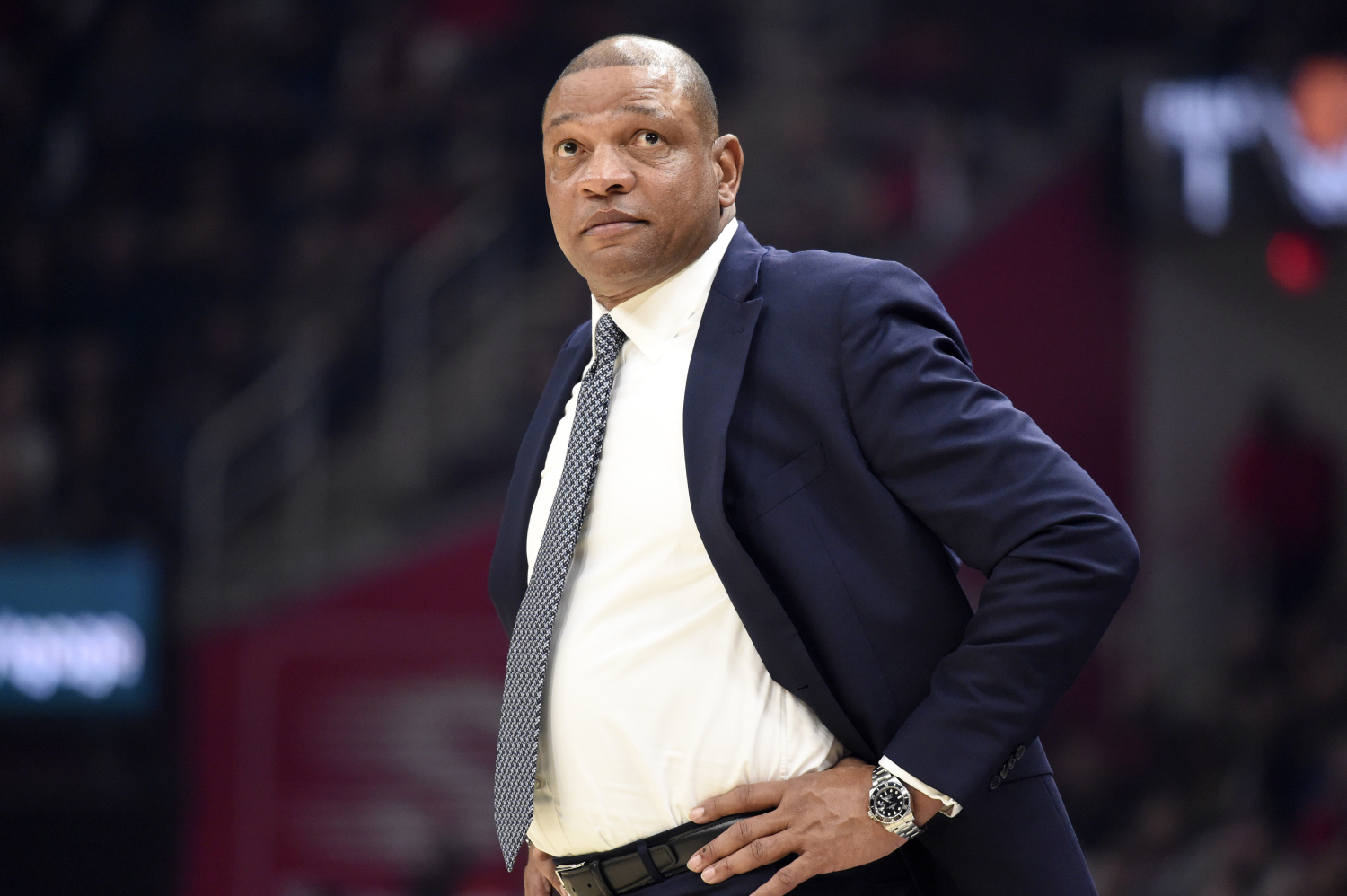 Doc Rivers is the new coach of the 76ers now. After parting ways with the Clippers, though, Rivers was ready to take a break from coaching.
