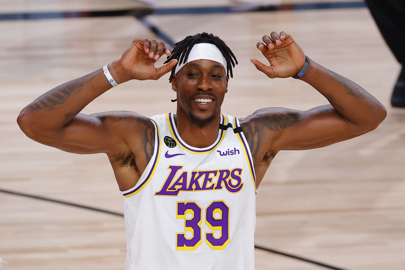 Dwight Howard Could Draw Free-Agent Interest From a Western Conference Powerhouse