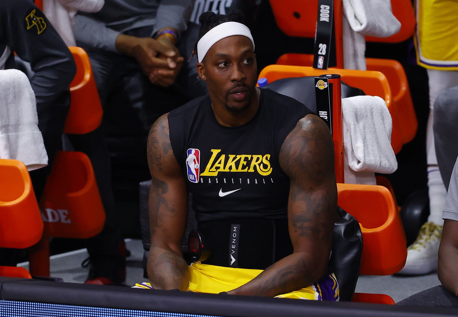 Dwight Howard Shockingly Called Out by His Son Braylon
