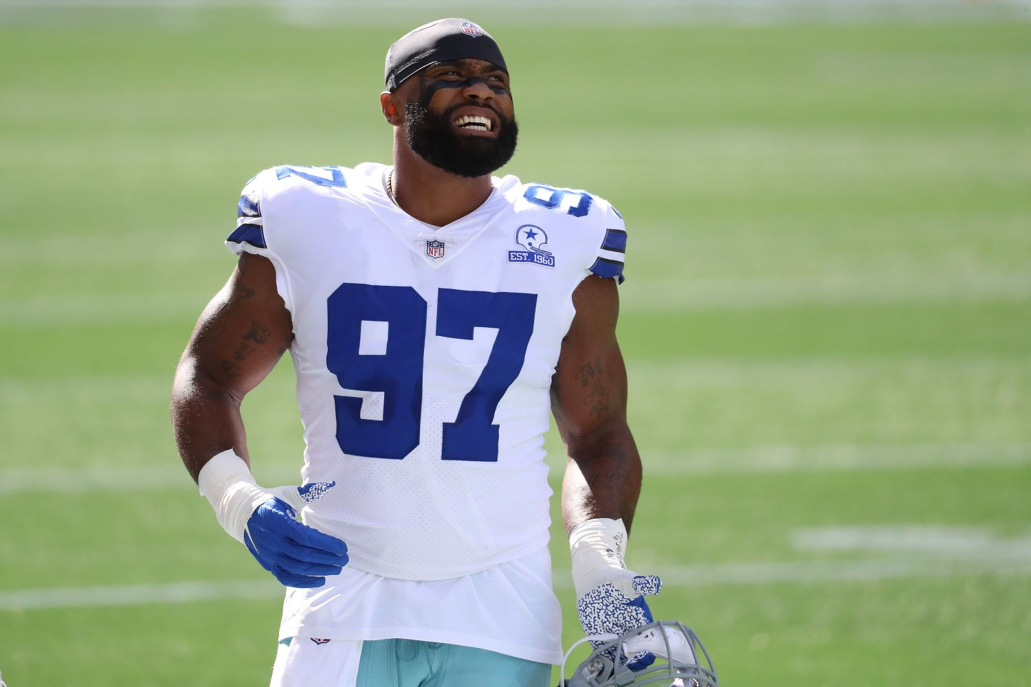 The Cowboys just sent a $6 million warning sign that their season's over. What should Dallas expect back in a trade for Everson Griffen?