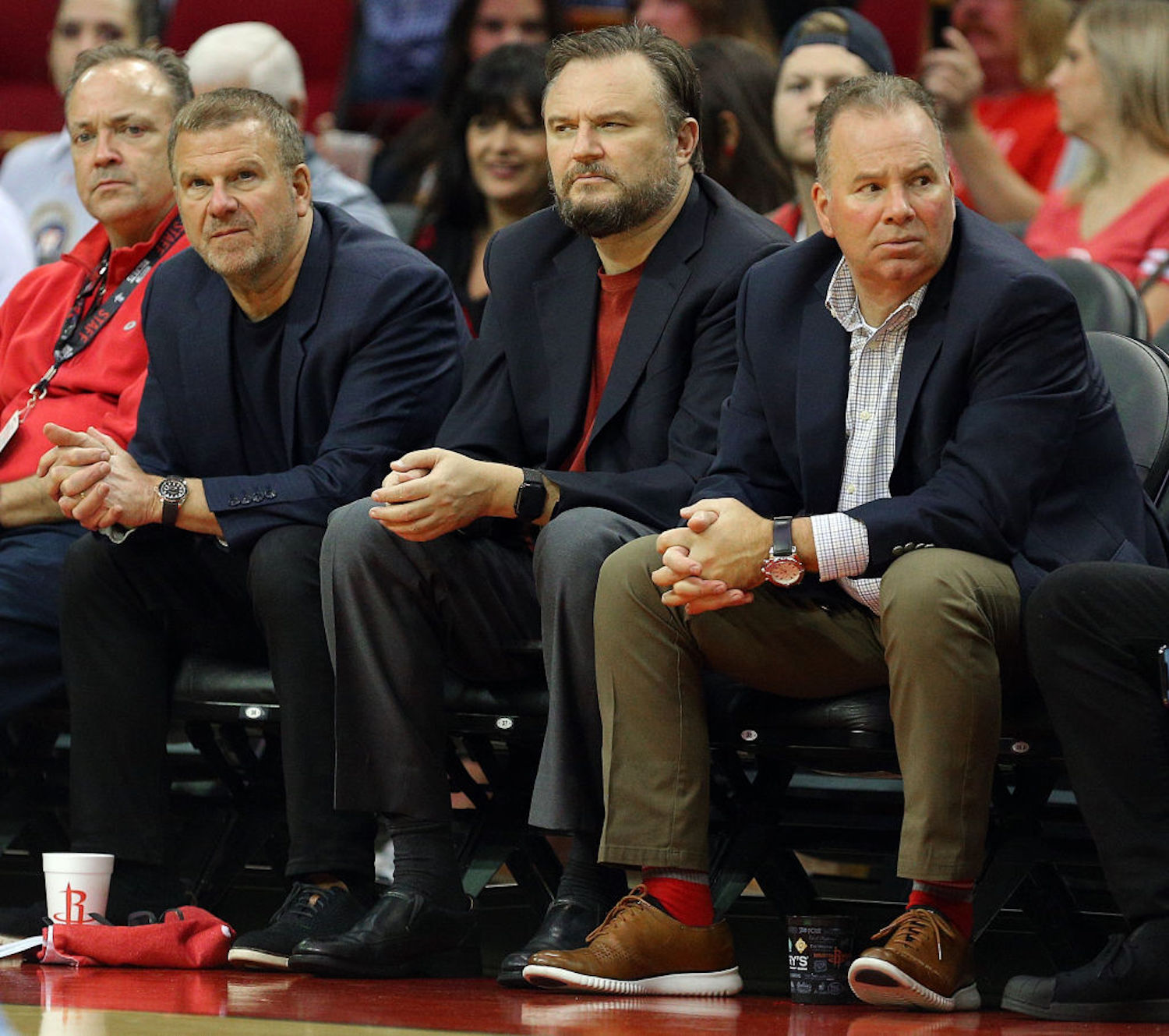 The 76ers finally upgraded their head coach by switching out Brett Brown for Doc Rivers, and they just made another splash by hiring Daryl Morey.
