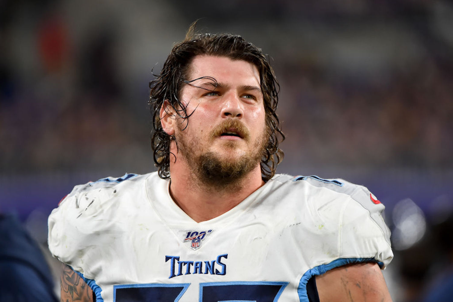 The Tennessee Titans Just Lost Their $80 Million Star for the Season