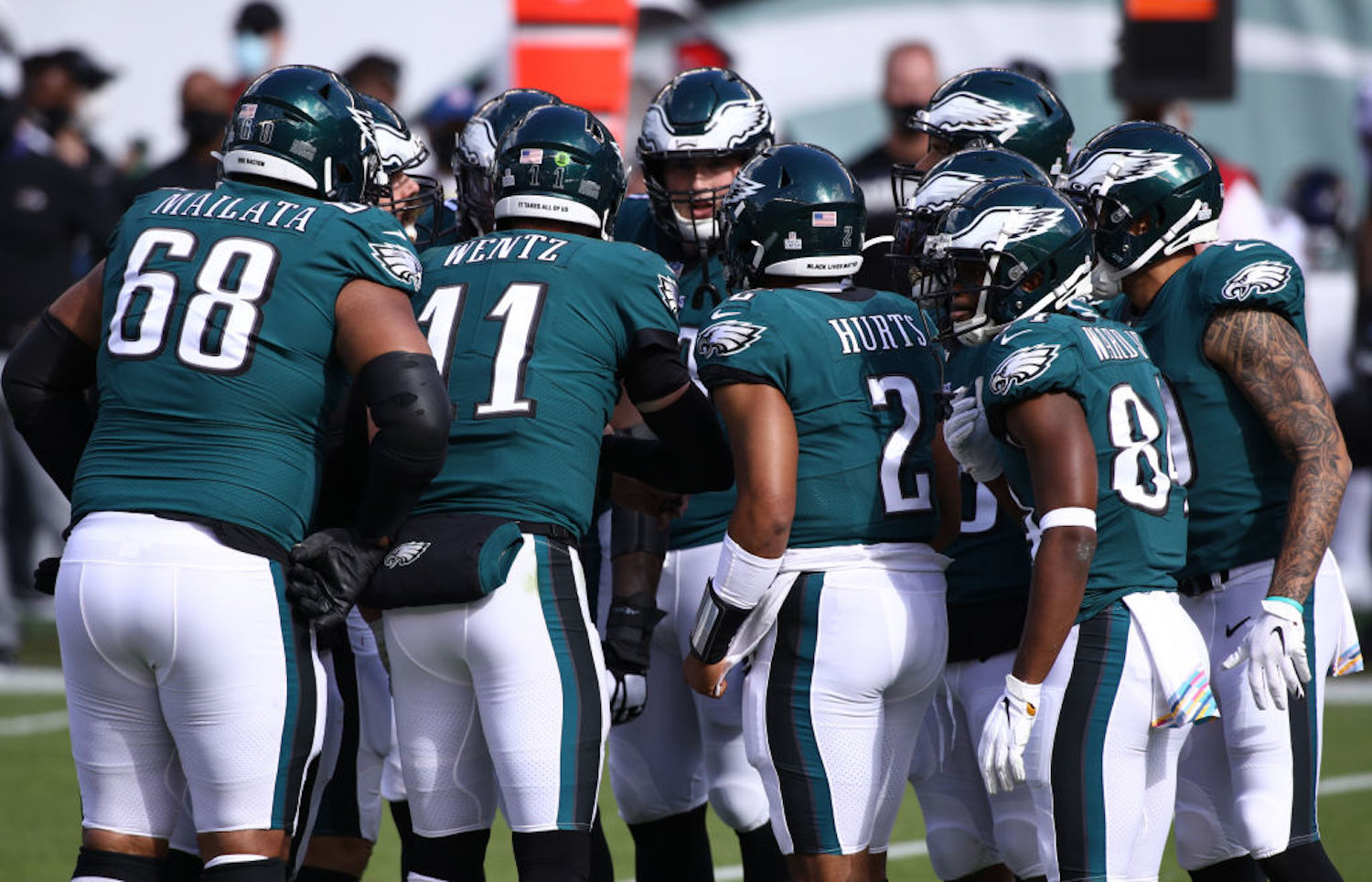 The Philadelphia Eagles have been crushed by injuries in 2020, but they just got two crucial pieces to their offense back on Monday.
