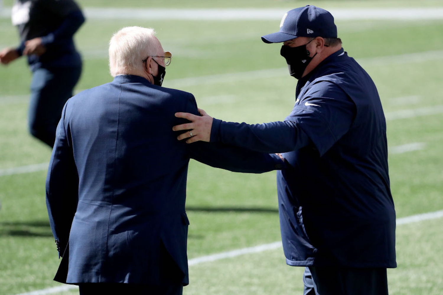 Mike McCarthy told Jerry Jones he watched every Cowboys play from the 2019 season before he was hired, but it turns out that wasn't true.
