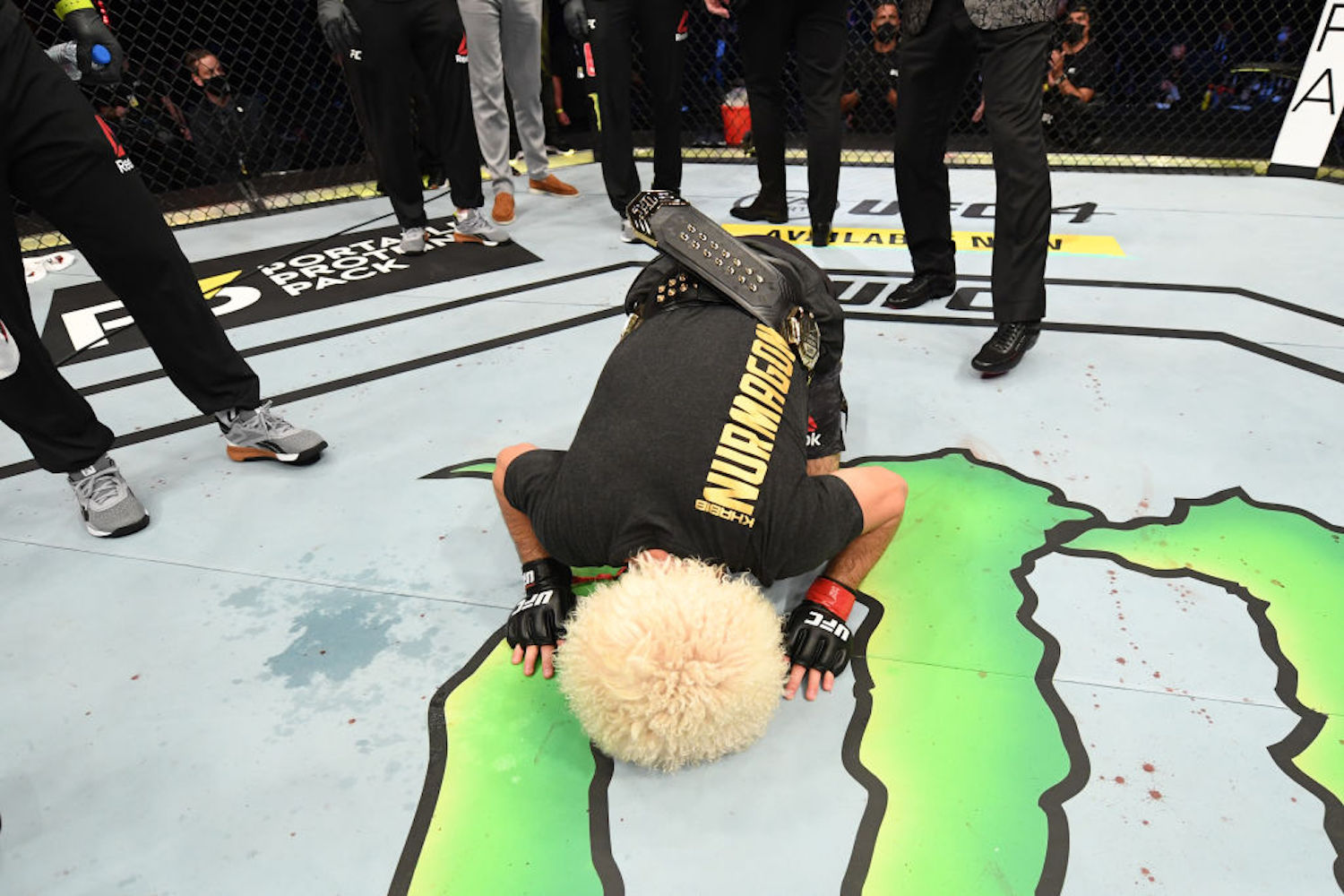 Khabib Nurmagomedov announced his retirement after defeating Justin Gaethje, and it sounds like he won't be going back on that decision.