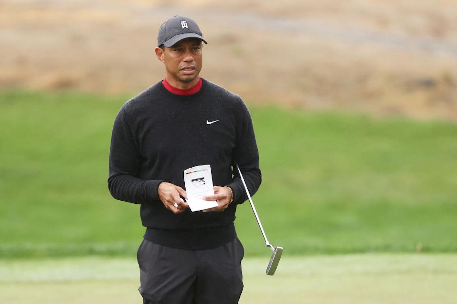 Tiger Woods isn't playing great golf right now, and now he won't have a chance to tweak his game before The Masters on Nov. 12.