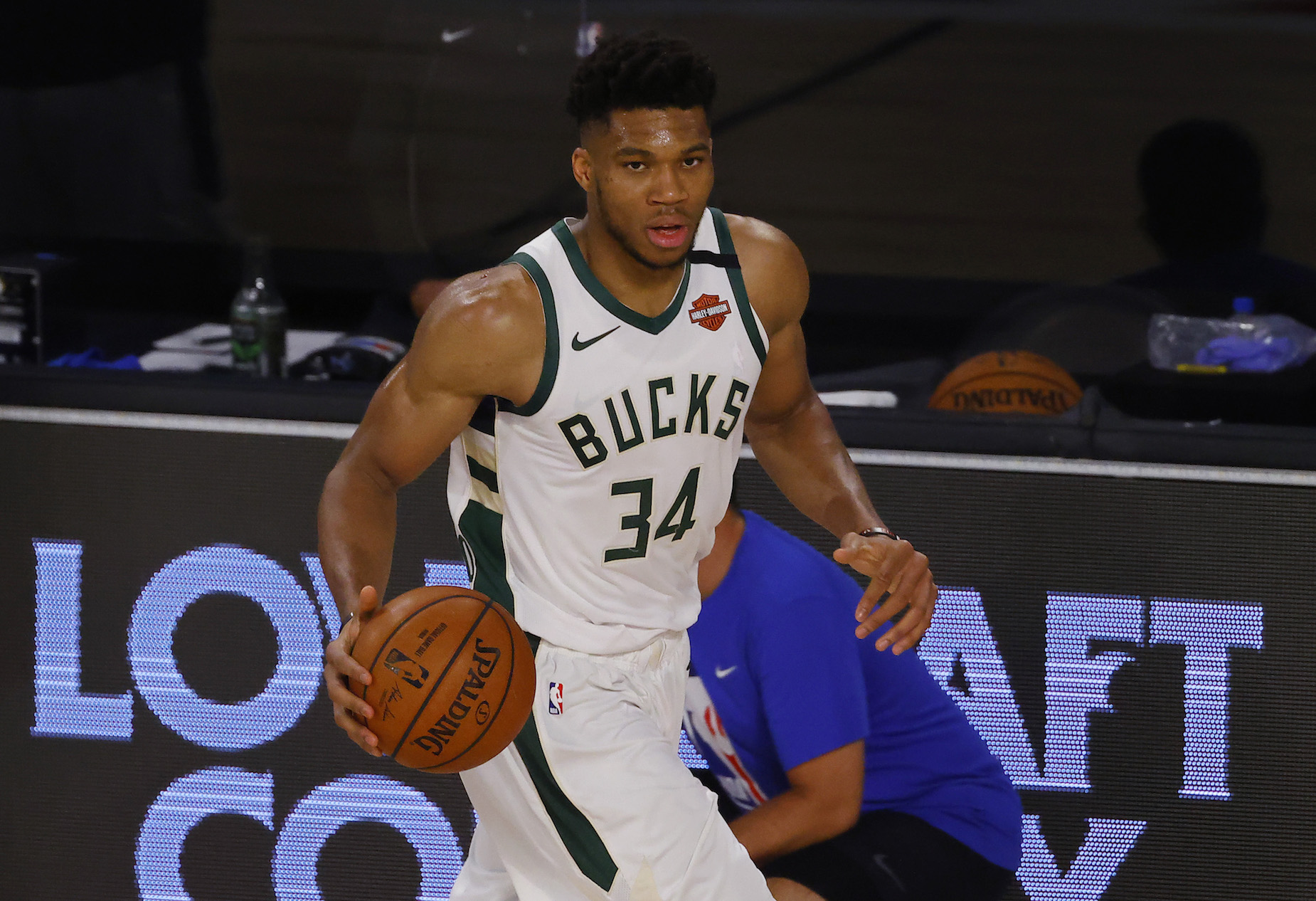 Giannis Antetokounmpo's contract is expiring next year, putting the Milwaukee Bucks in a risk-reward situation.