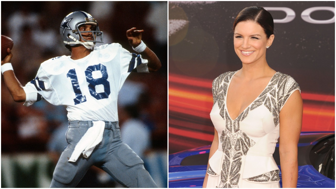 Gina Carano's Father Was a Super Bowl-Winning Quarterback With the Dallas Cowboys