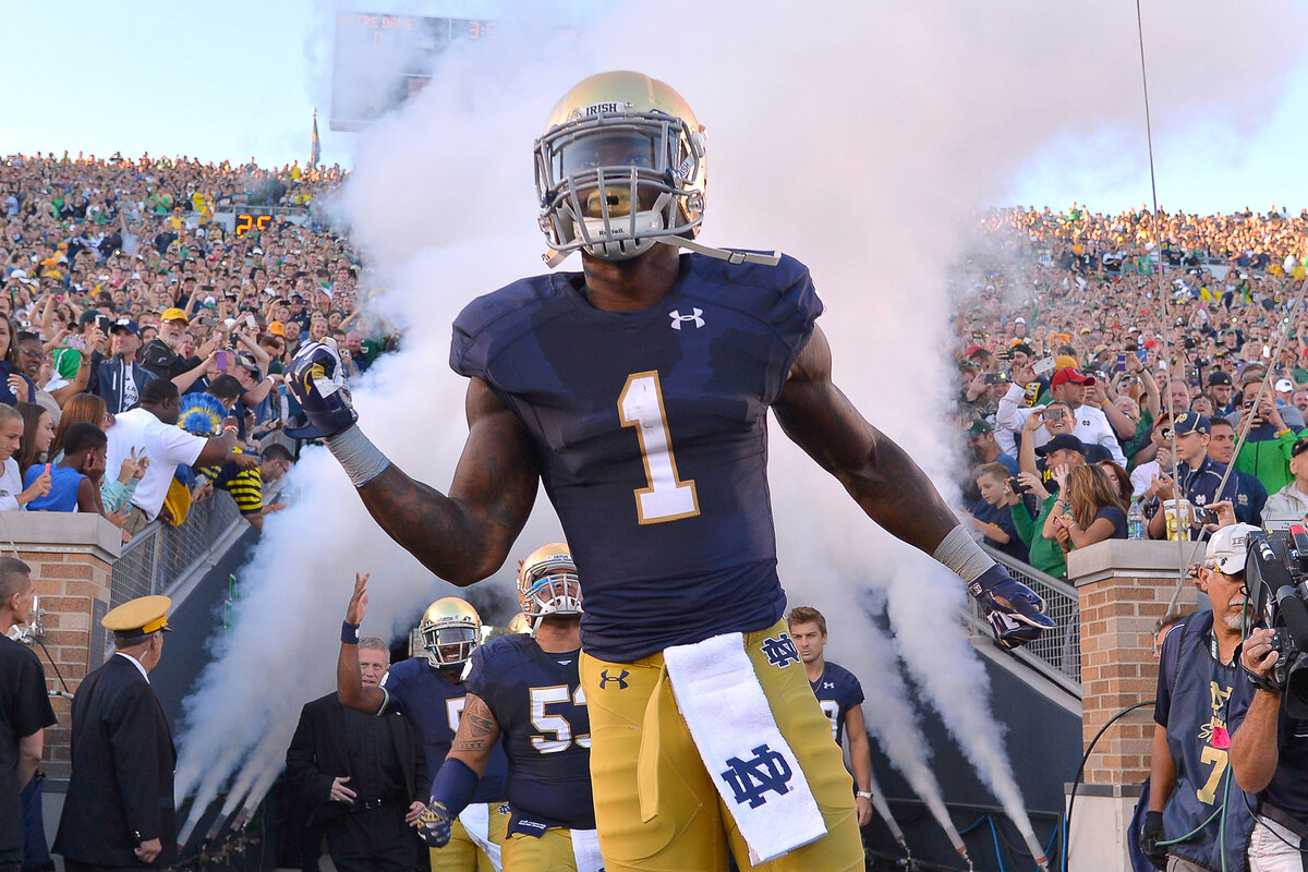 Former Notre Dame and UAB running back Greg Bryant tragically died in May 2016. This is his story.