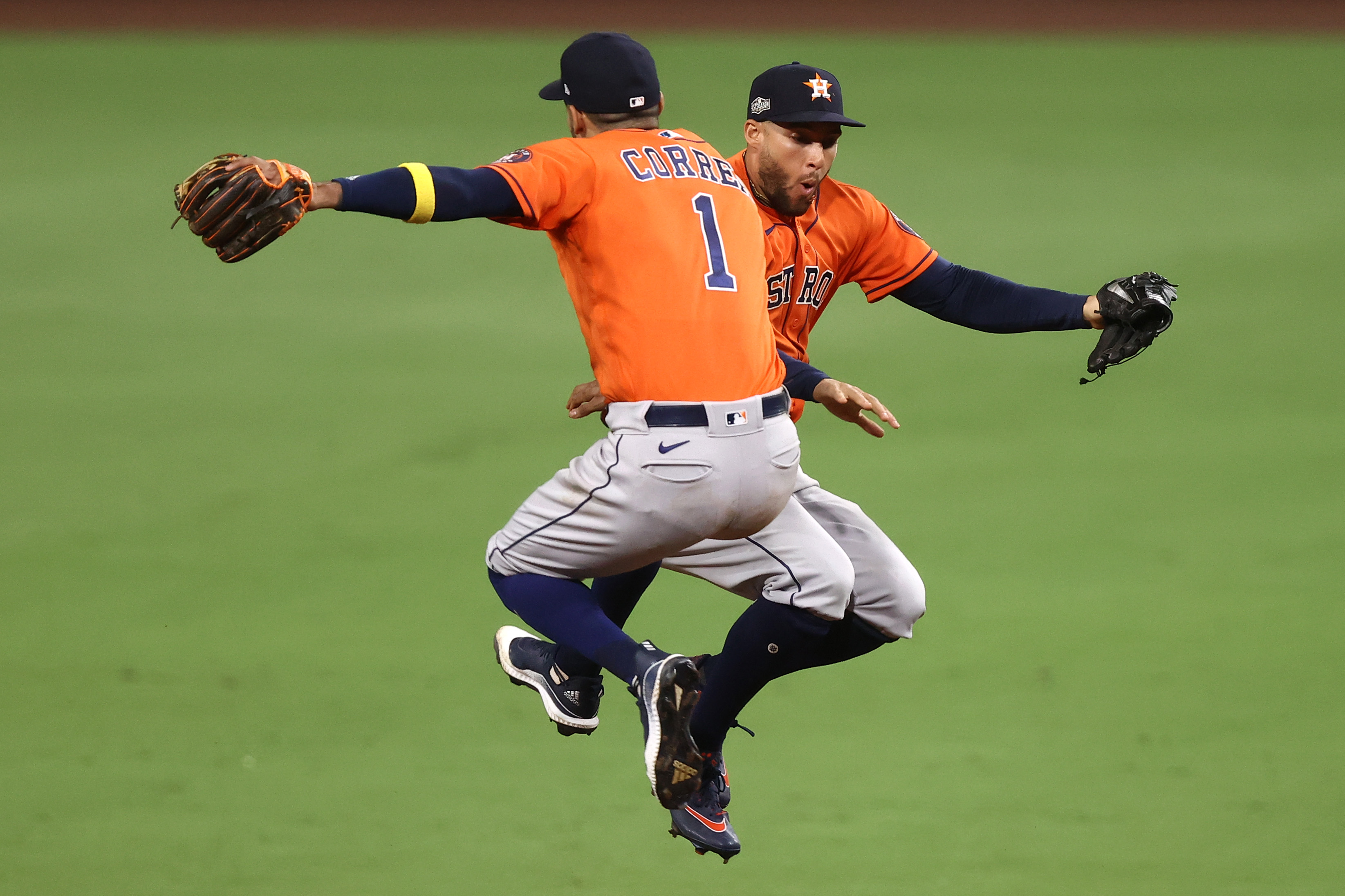 The Houston Astros continue to frustrate their haters.