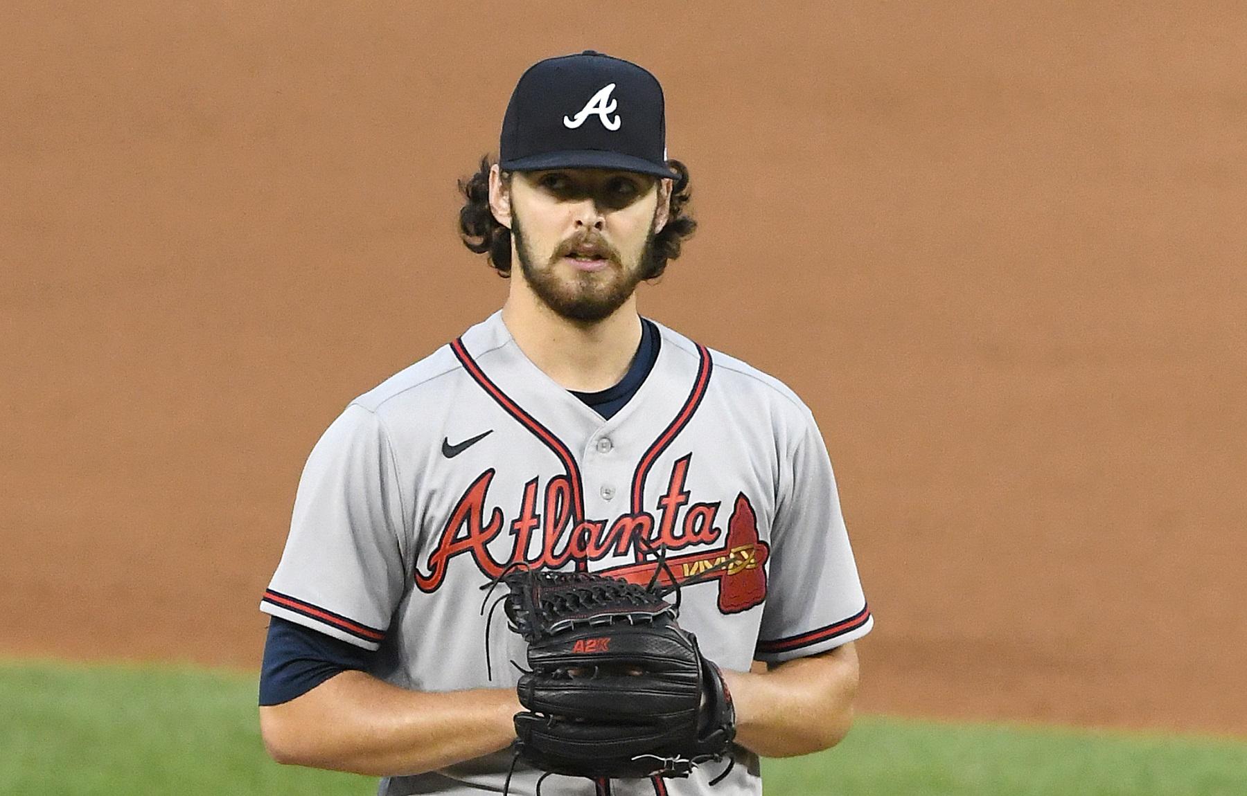 Ian Anderson, Atlanta Braves