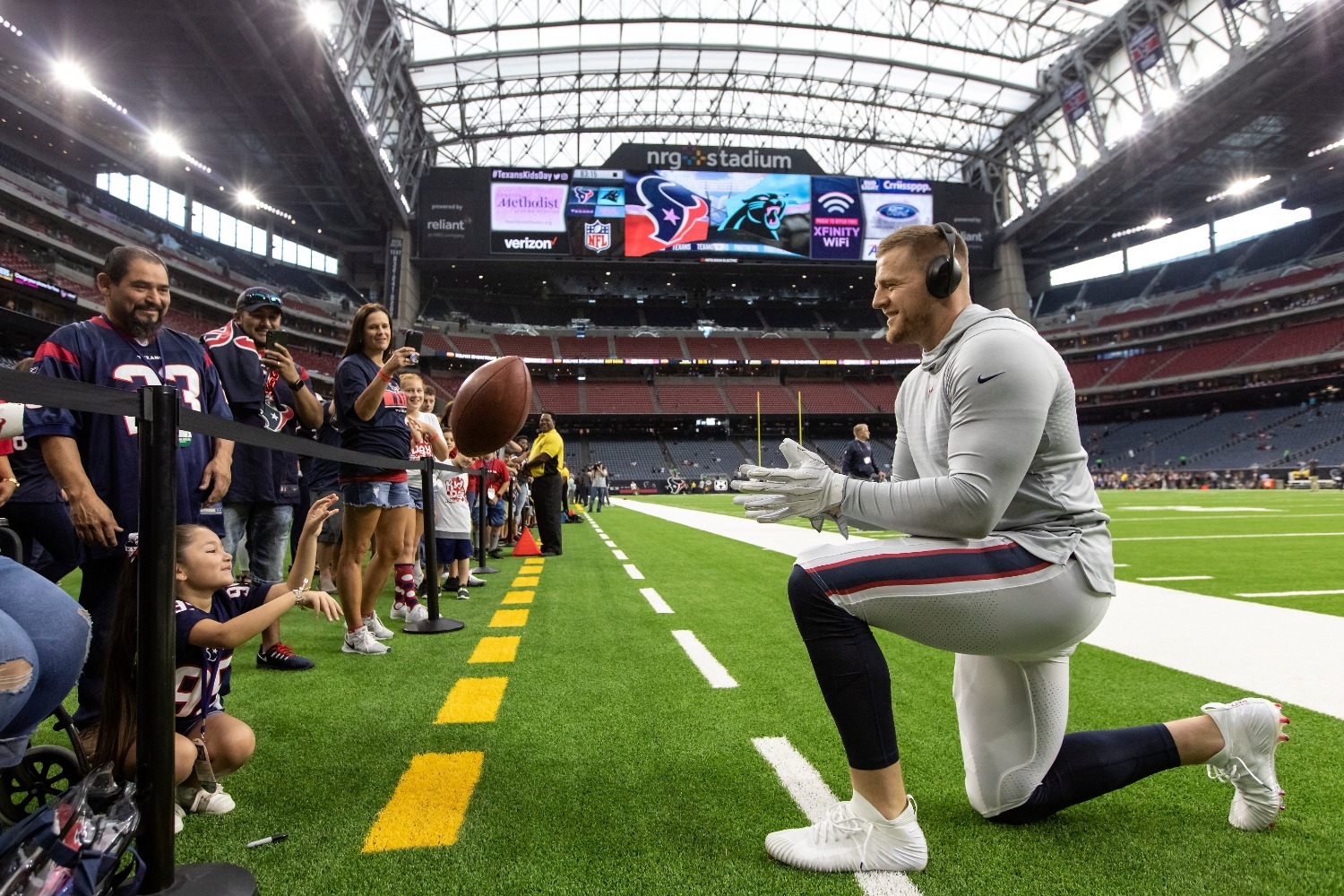 J.J. Watt just admitted his true feelings about Texans fans, who have had to endure years of frustration with Bill O'Brien at the helm. Will a change at head coach help Houston turn its season around?