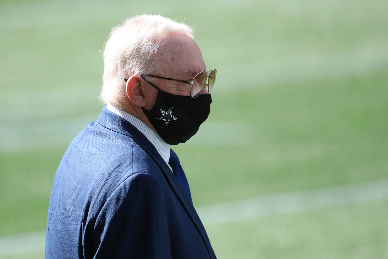 Jerry Jones Cowboys salvage 2020 season