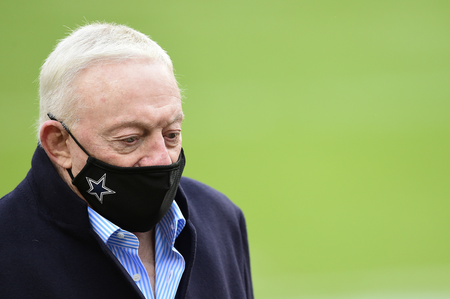 Jerry Jones can still salvage the 2020 Dallas Cowboys campaign.