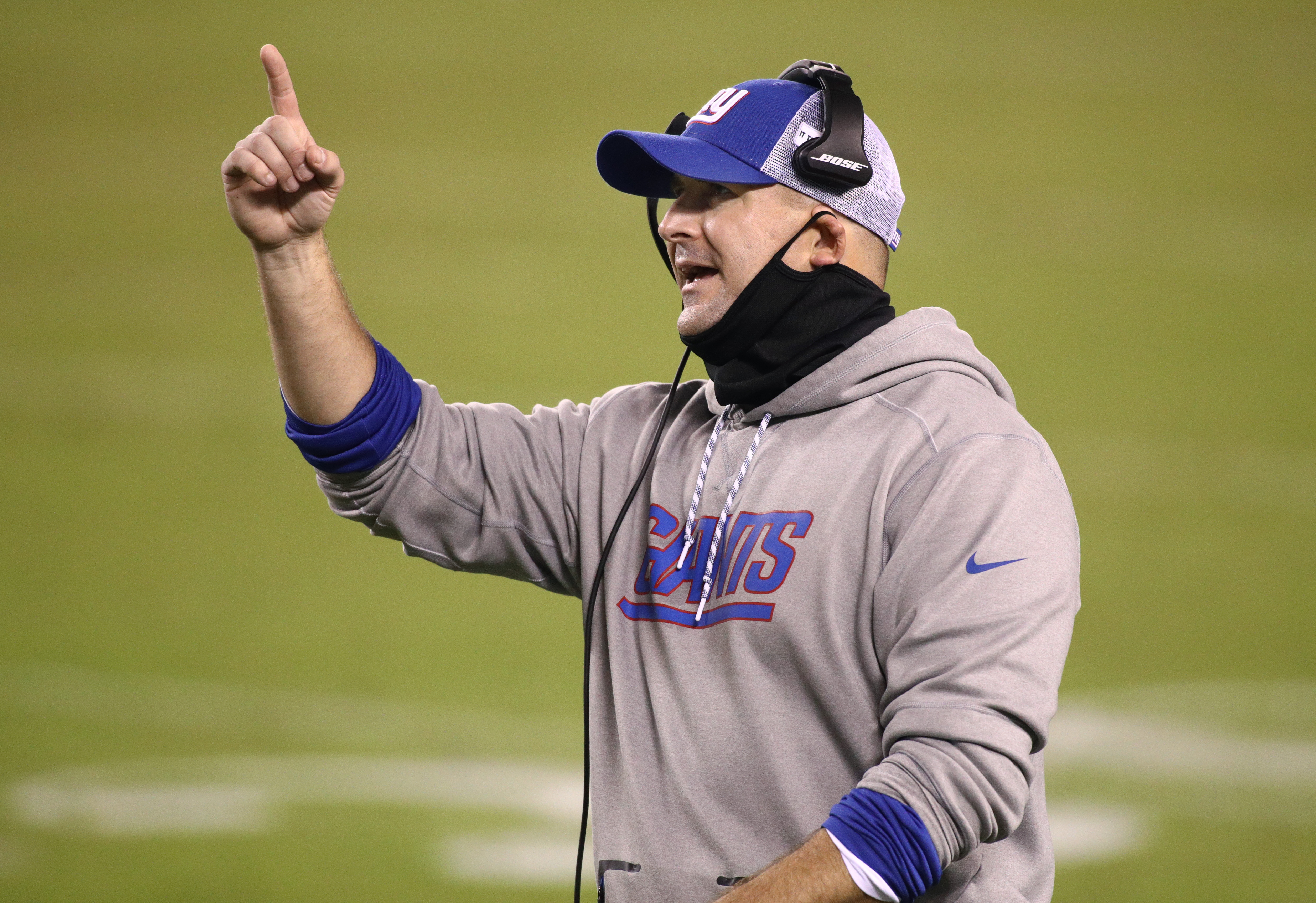 Giants Coach Joe Judge Would Have Made the WWE Proud During a Fight in College