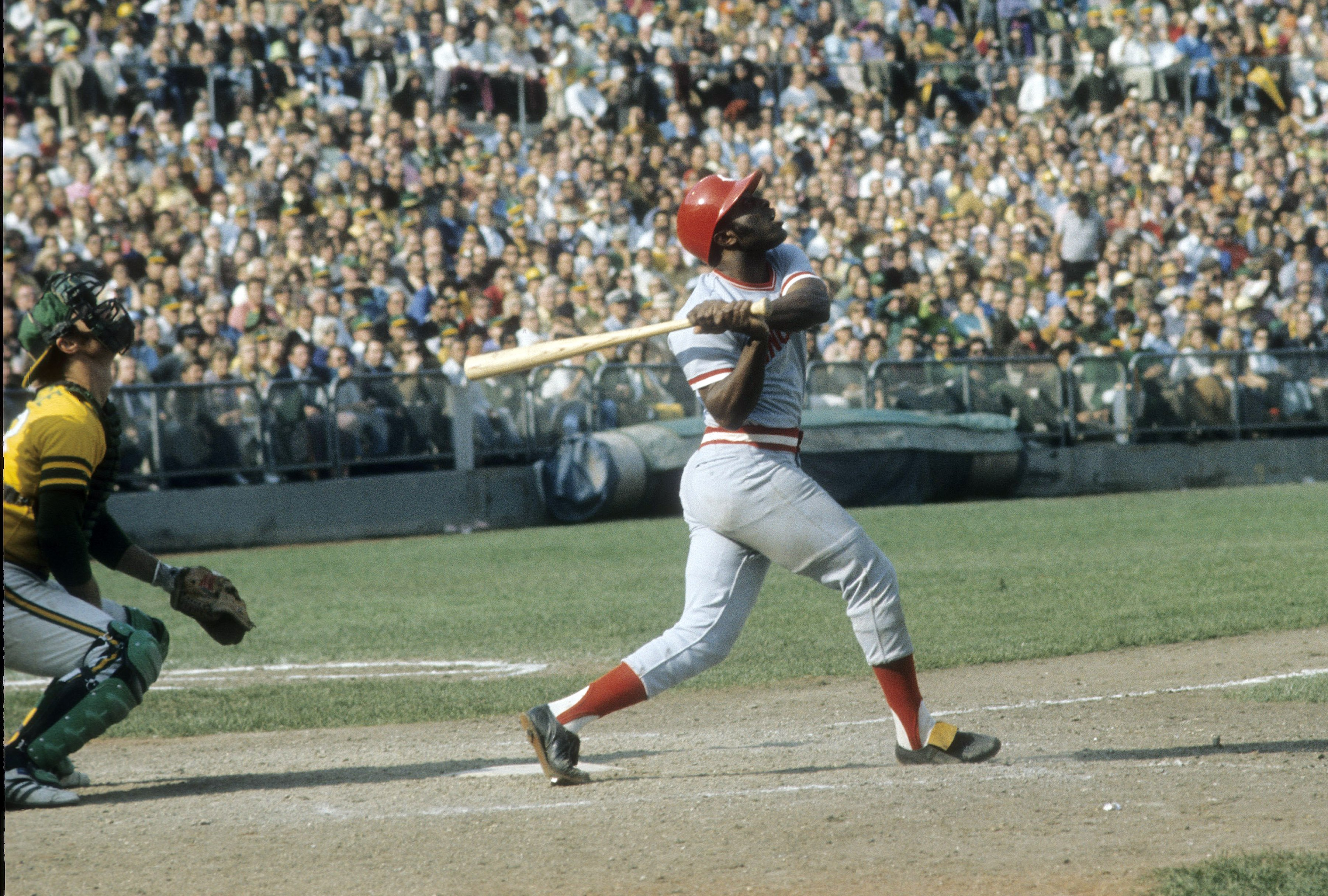 Why did Joe Morgan flap his back elbow at the plate?