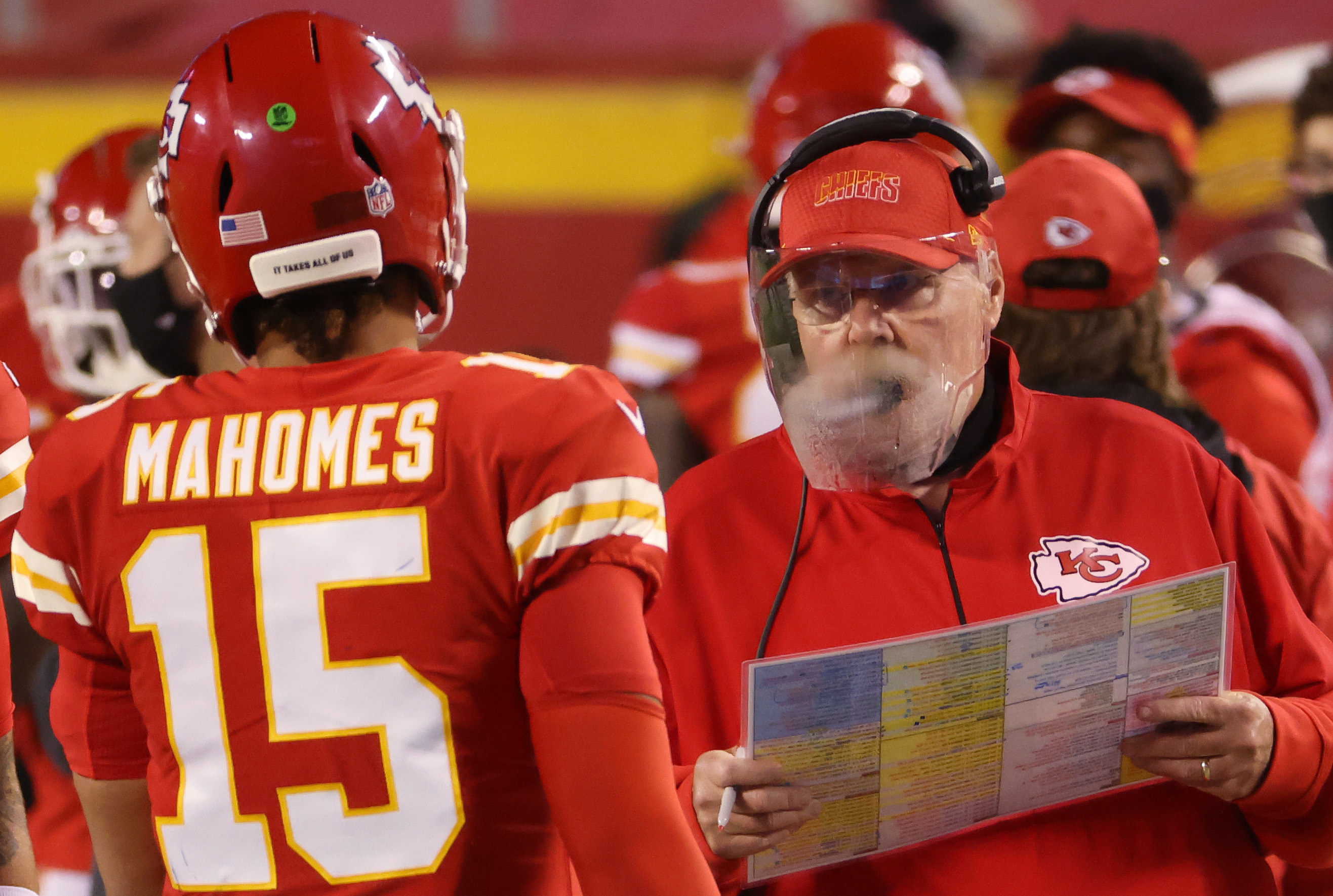 The Kansas City Chiefs may have identified the missing piece of their Super Bowl puzzle.