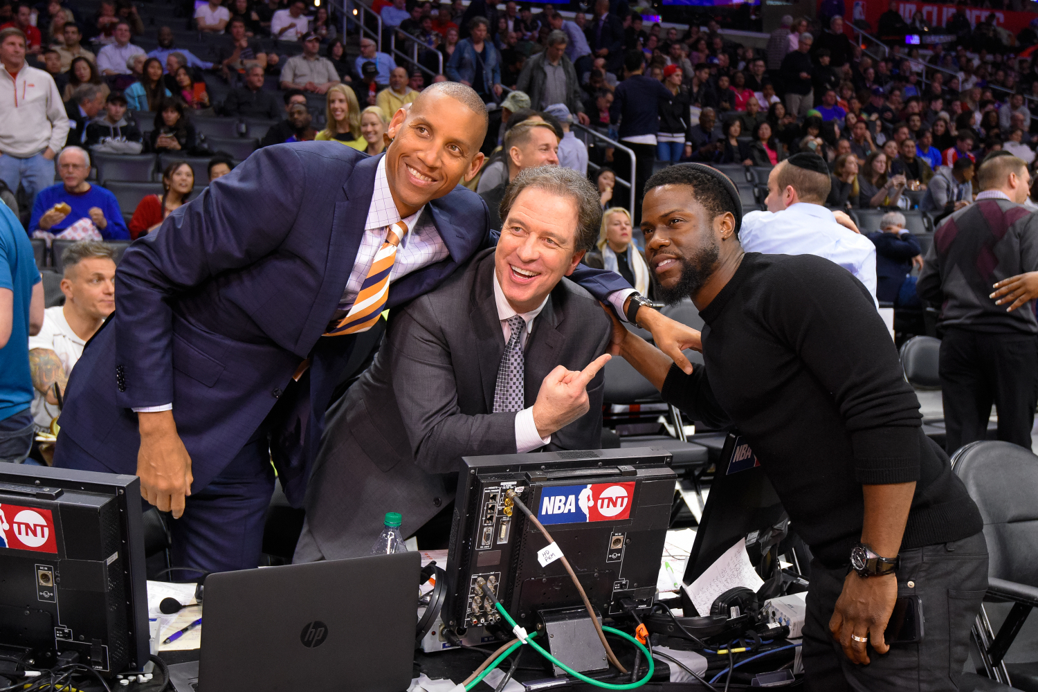 Kevin Harlan has become one of the top announcers in the NFL and the NBA.
