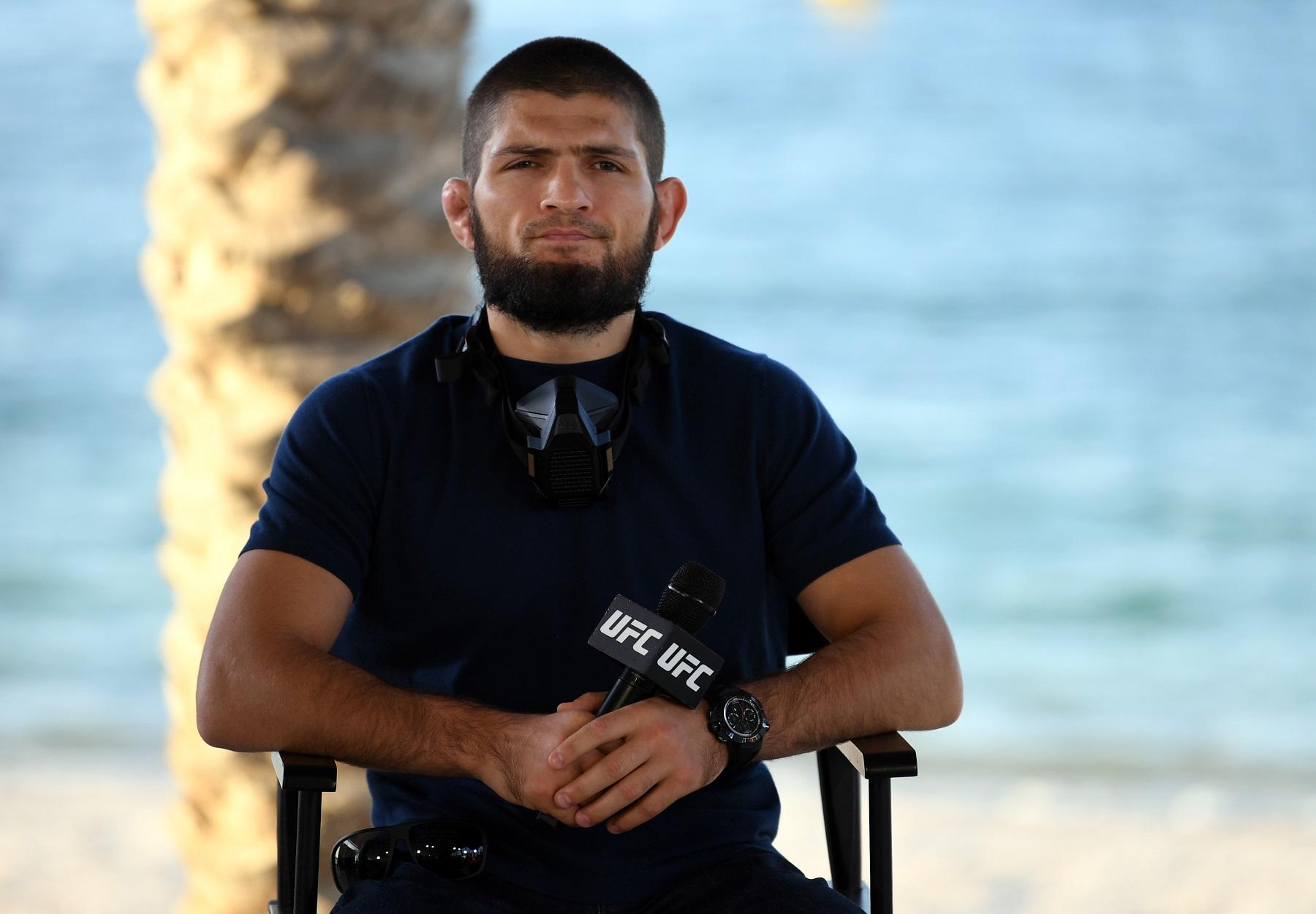 Khabib Nurmagomedov / UFC 254