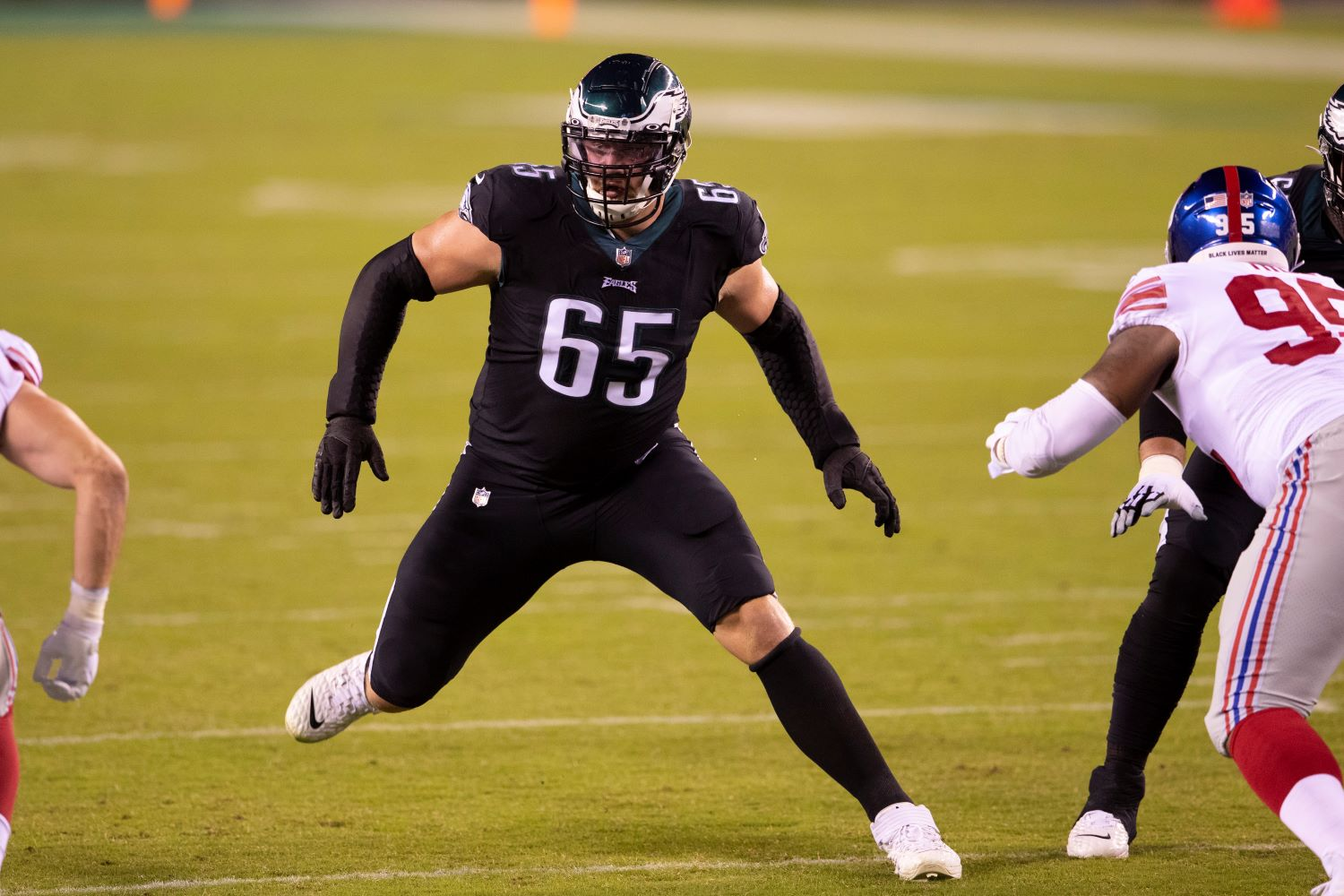 The Philadelphia Eagles just dodged a massive bullet with Lane Johnson, who won't miss as much time as expected after spraining his MCL.