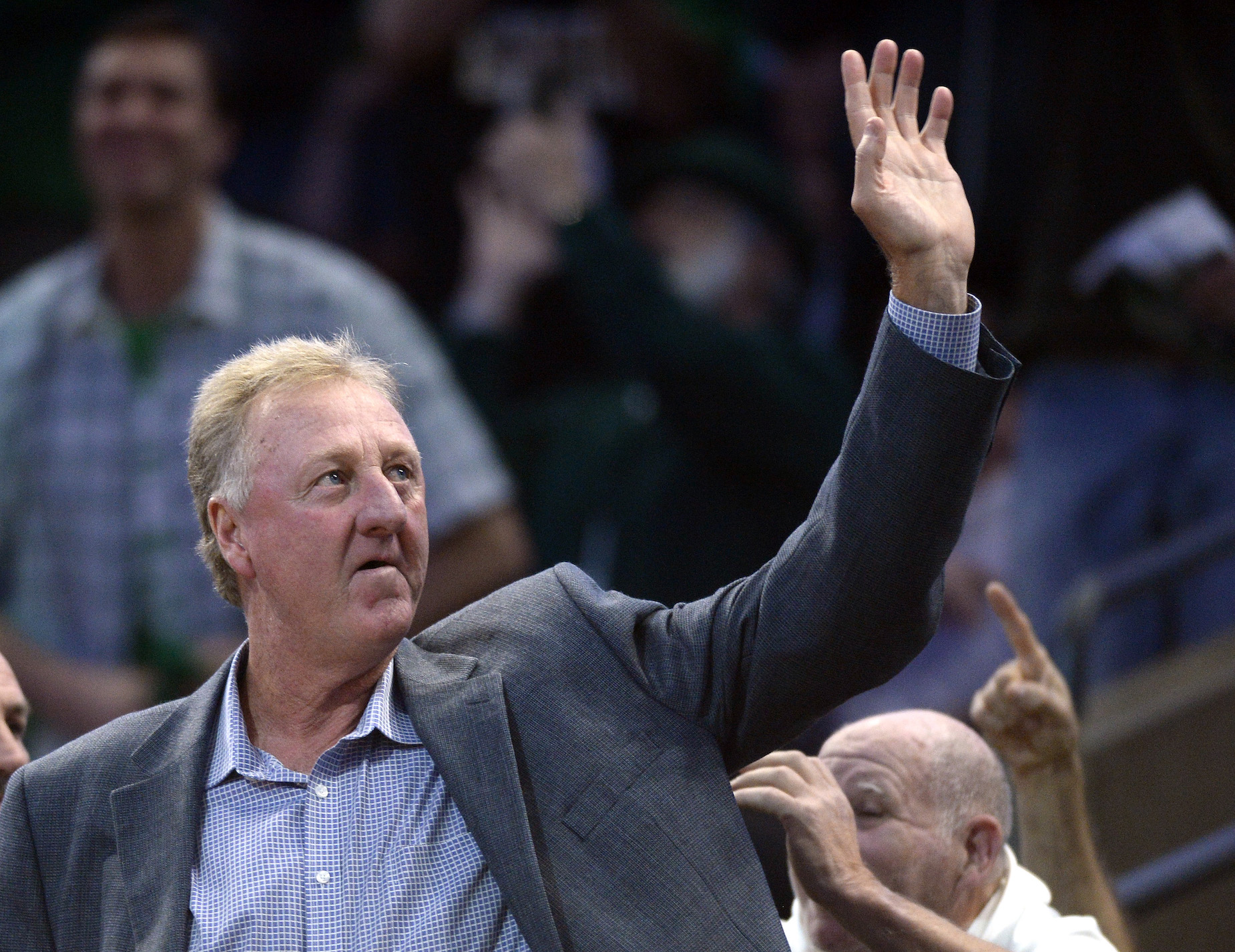 Boston Celtics legend Larry Bird was actually a pretty nice guy according to his peers.