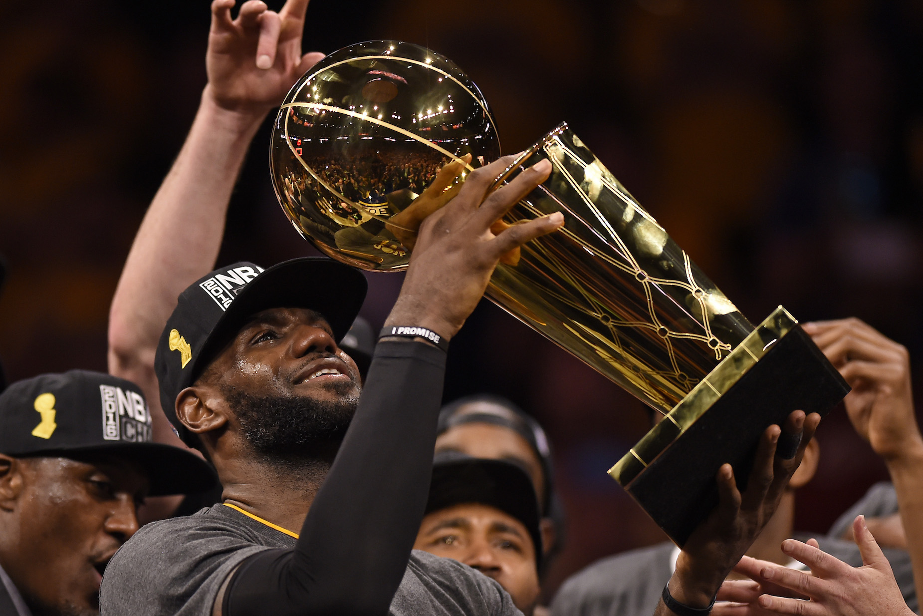 LeBron James might be the best NBA Finals closer around.