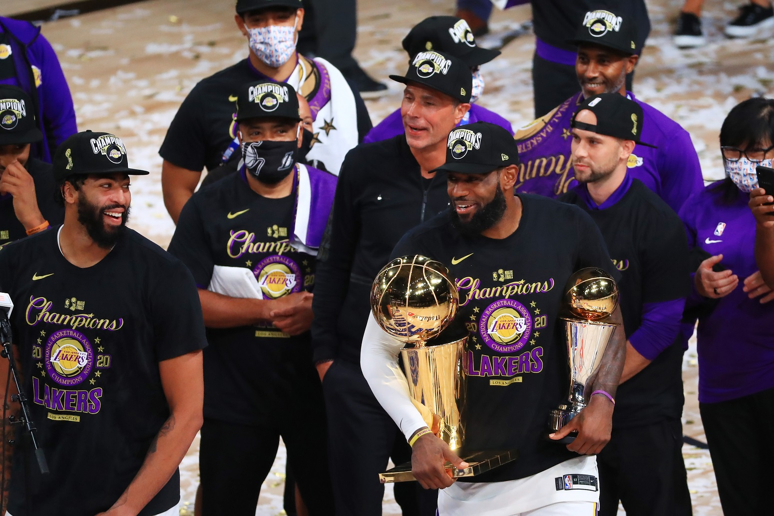 LeBron James Lakers perfect response to critics