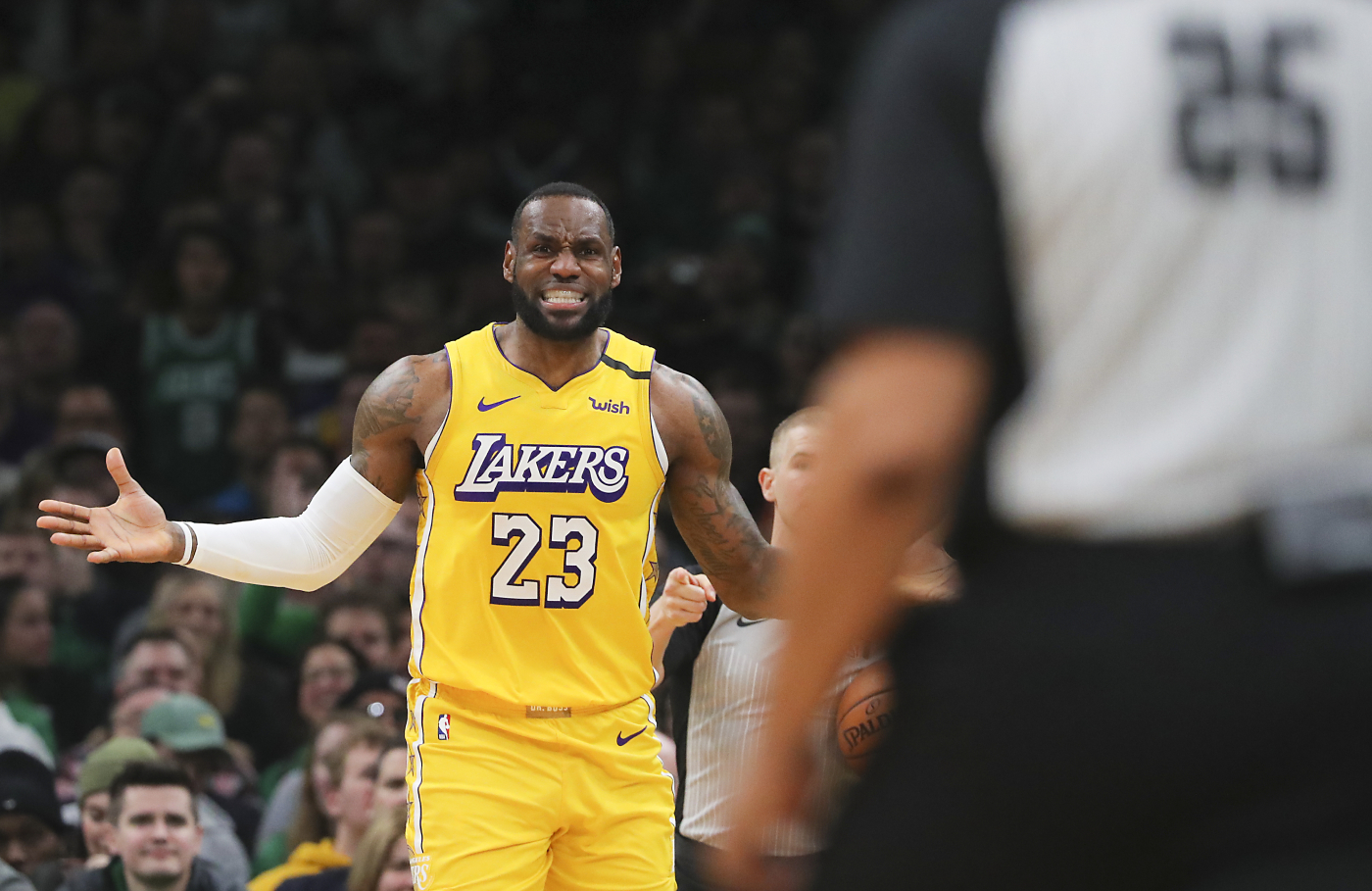 Is LeBron James the sorest loser in all of sports?