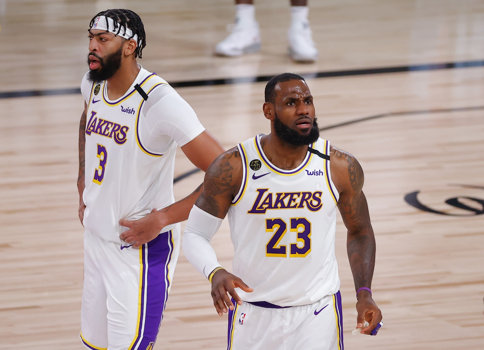 LeBron James NBA Finals fans outraged
