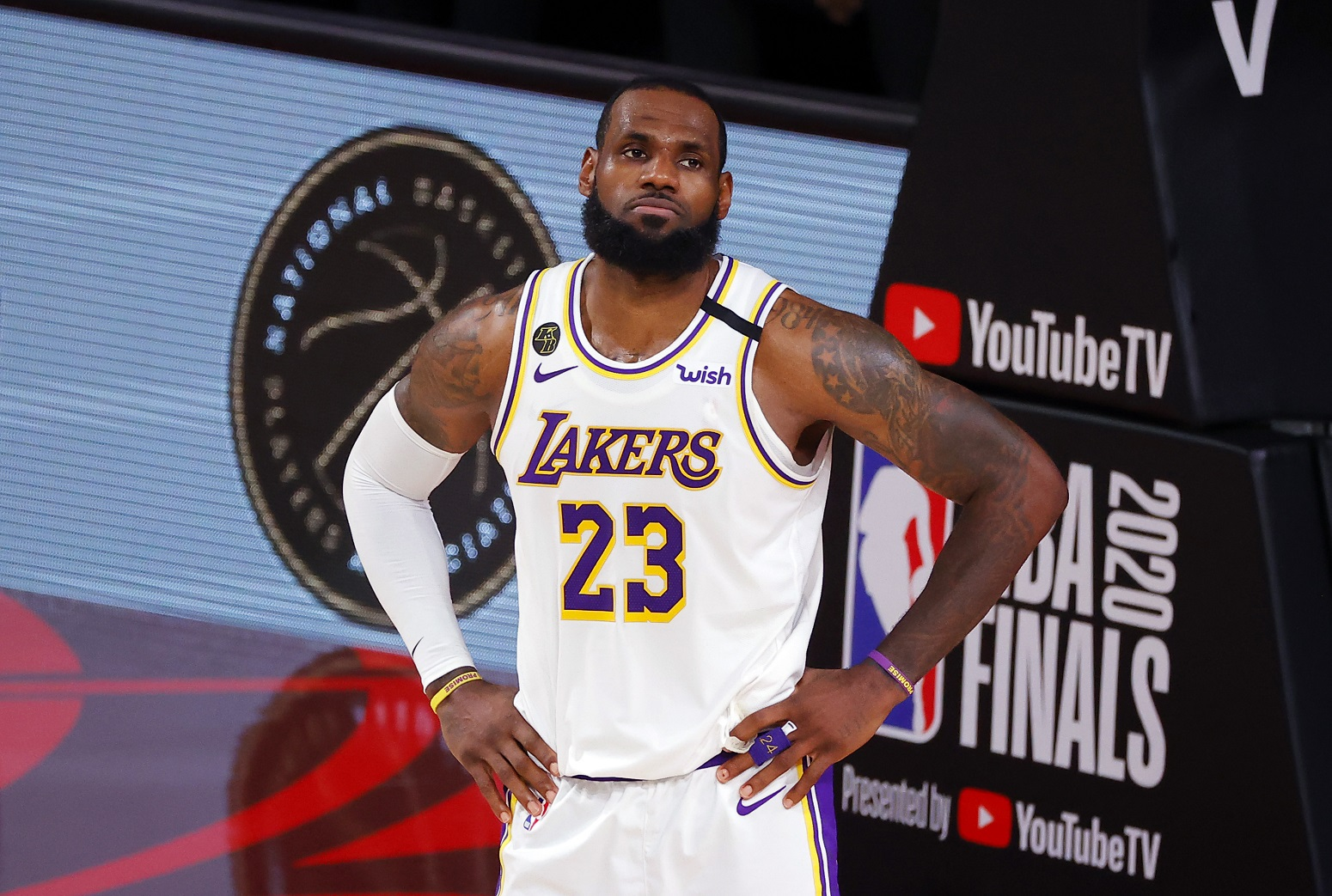 LeBron James huge honor off the court