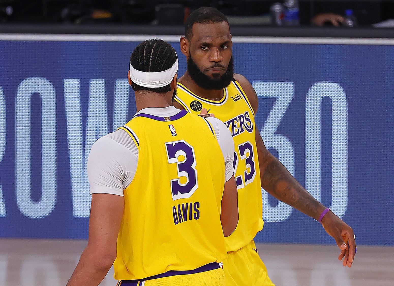 LeBron James career first Lakers next season