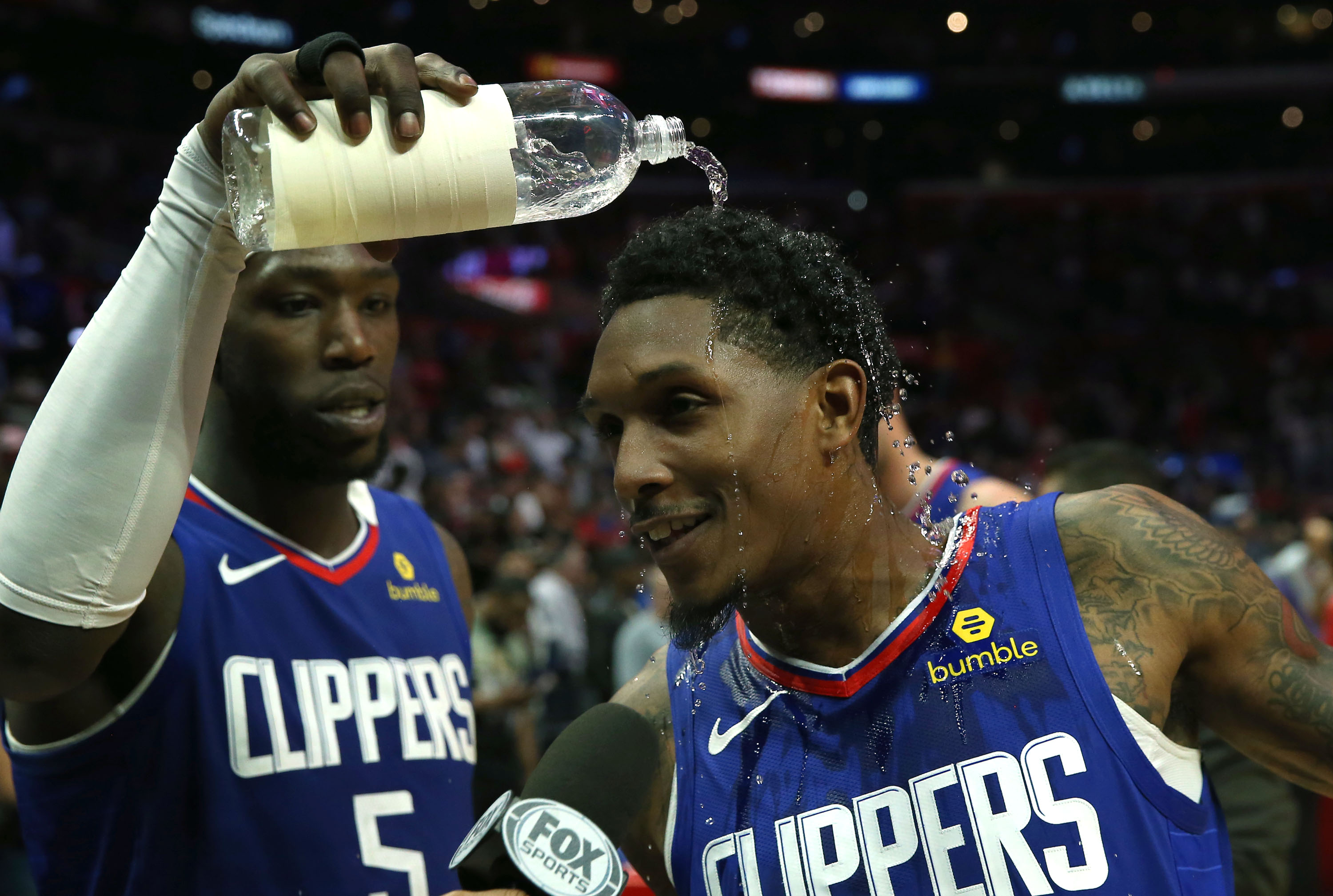 Clippers Lou Williams