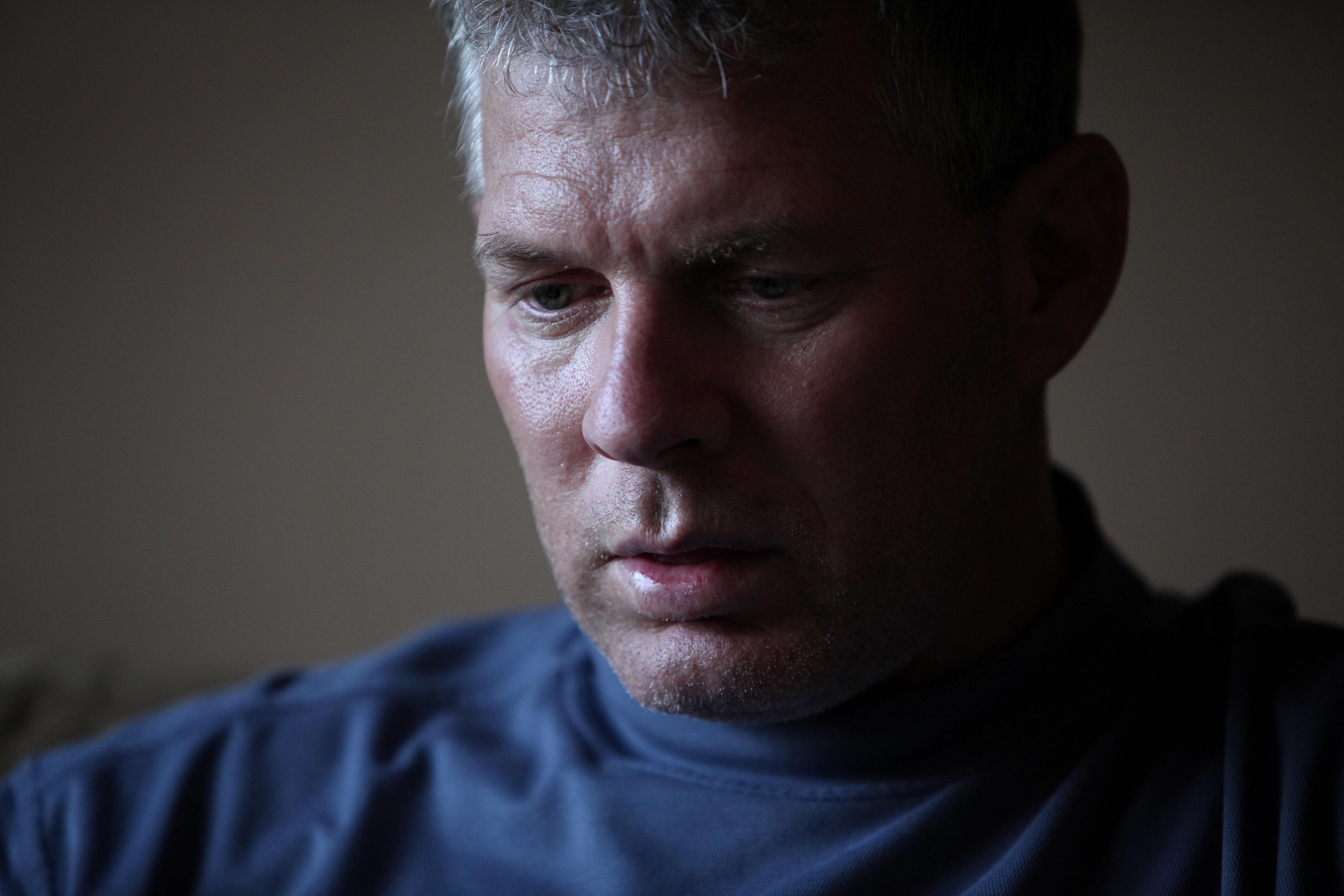 Lenny Dykstra, in 2007