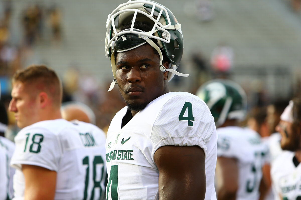 Former Michigan State defensive lineman Malik McDowell never played a down for the Seattle Seahawks. The Miami Dolphins are hoping to revive McDowell's career.