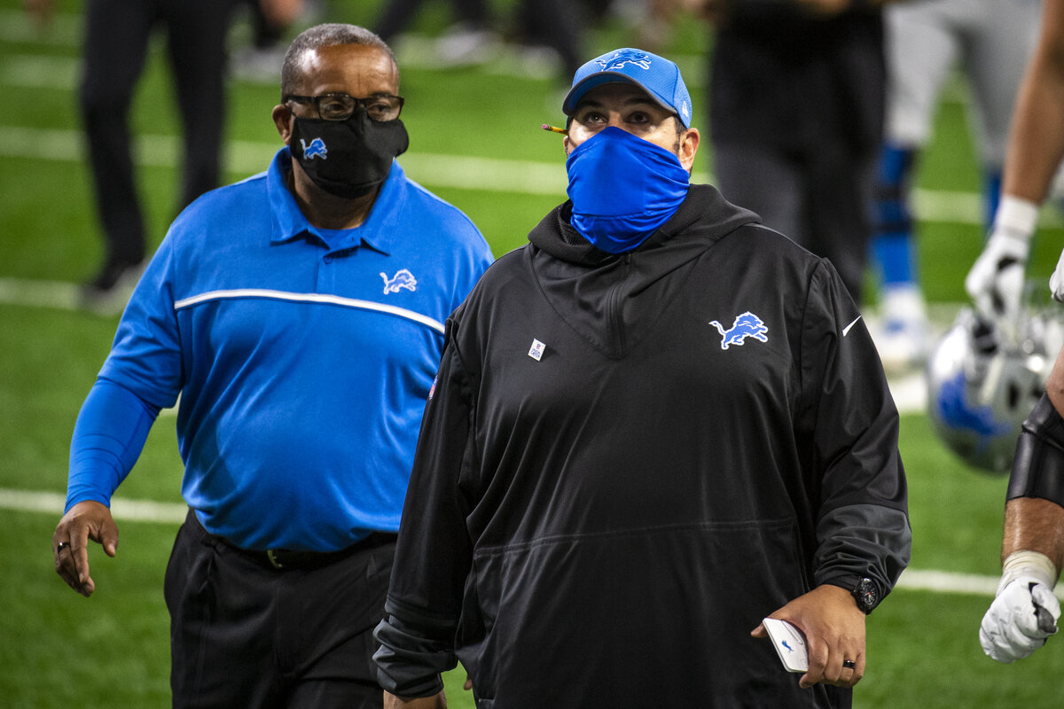 The Detroit Lions have officially fired head coach Matt Patricia after two-plus seasons. Who could the Lions hire to replace him?