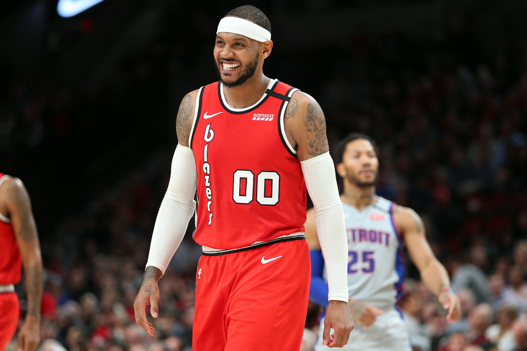 Carmelo Anthony proved that he is still an effective NBA player with the Portland Trail Blazers. So, where will Anthony go next?