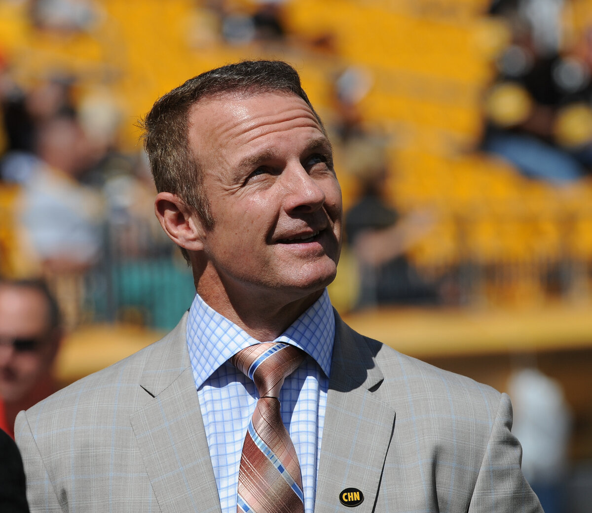 Longtime Pittsburgh Steelers running back Merril Hoge was a household name on ESPN for years.