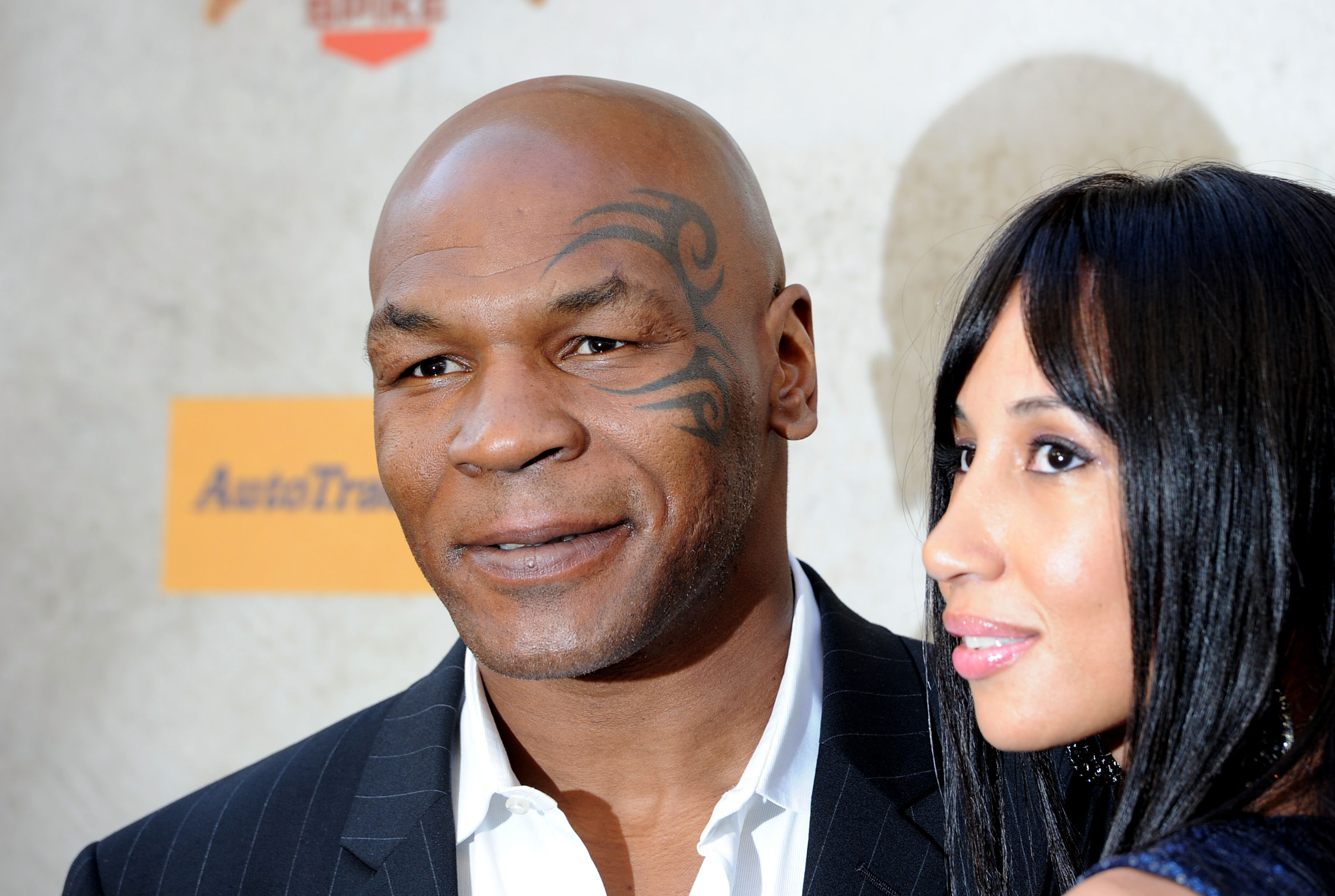 Mike Tyson is afraid to be the best he can be.