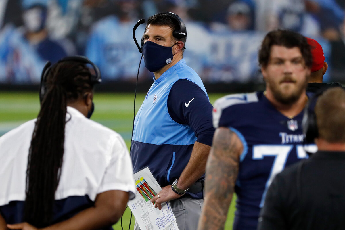 Tennessee Titans head coach Mike Vrabel cracked the code on how former pupils of Bill Belichick can thrive as a head coach.