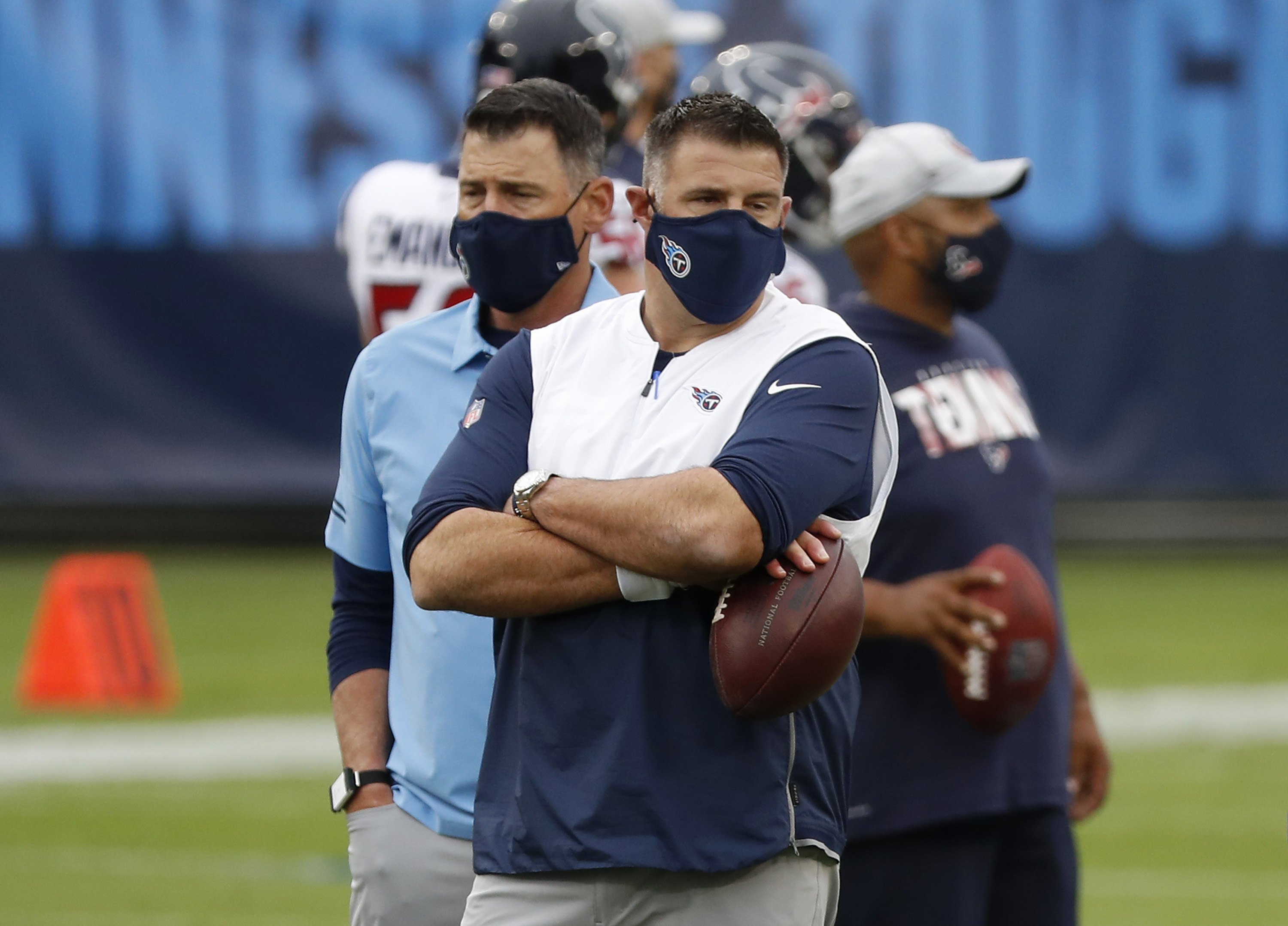 Tennessee Titans head coach Mike Vrabel had multiple legal issues before he entered the coaching business.